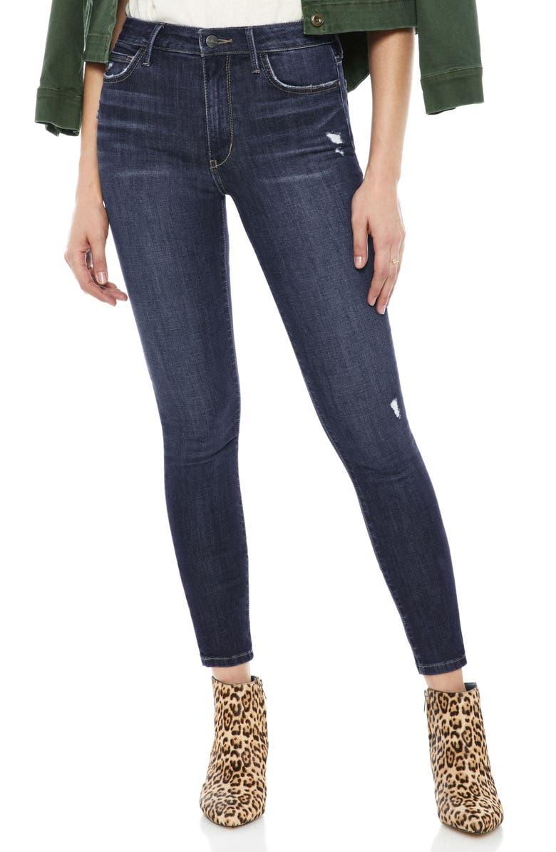 The Kitten Ankle Skinny Jeans