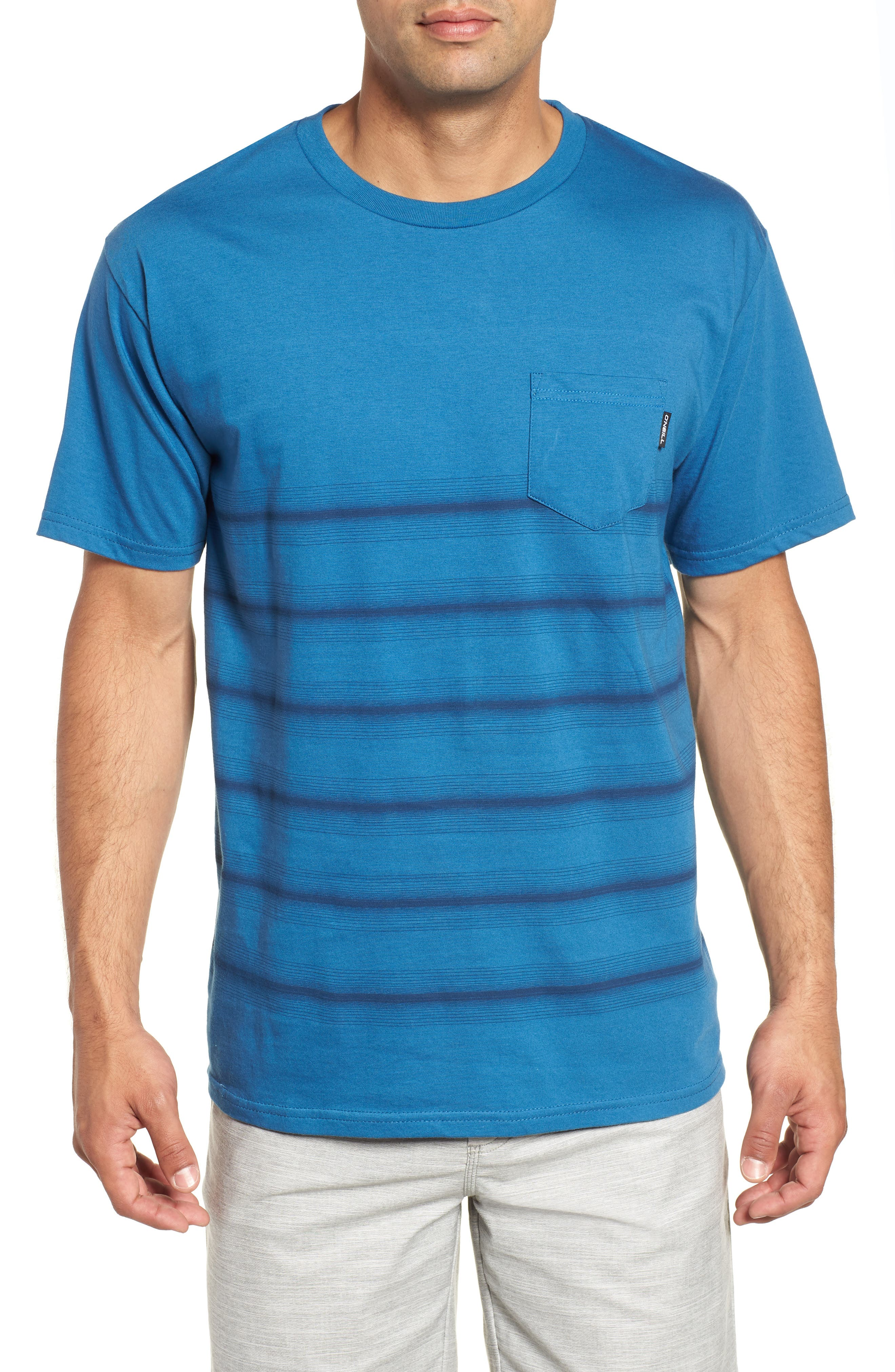 Pho Graphic T-Shirt,                         Main,                         color, Air Force Blue