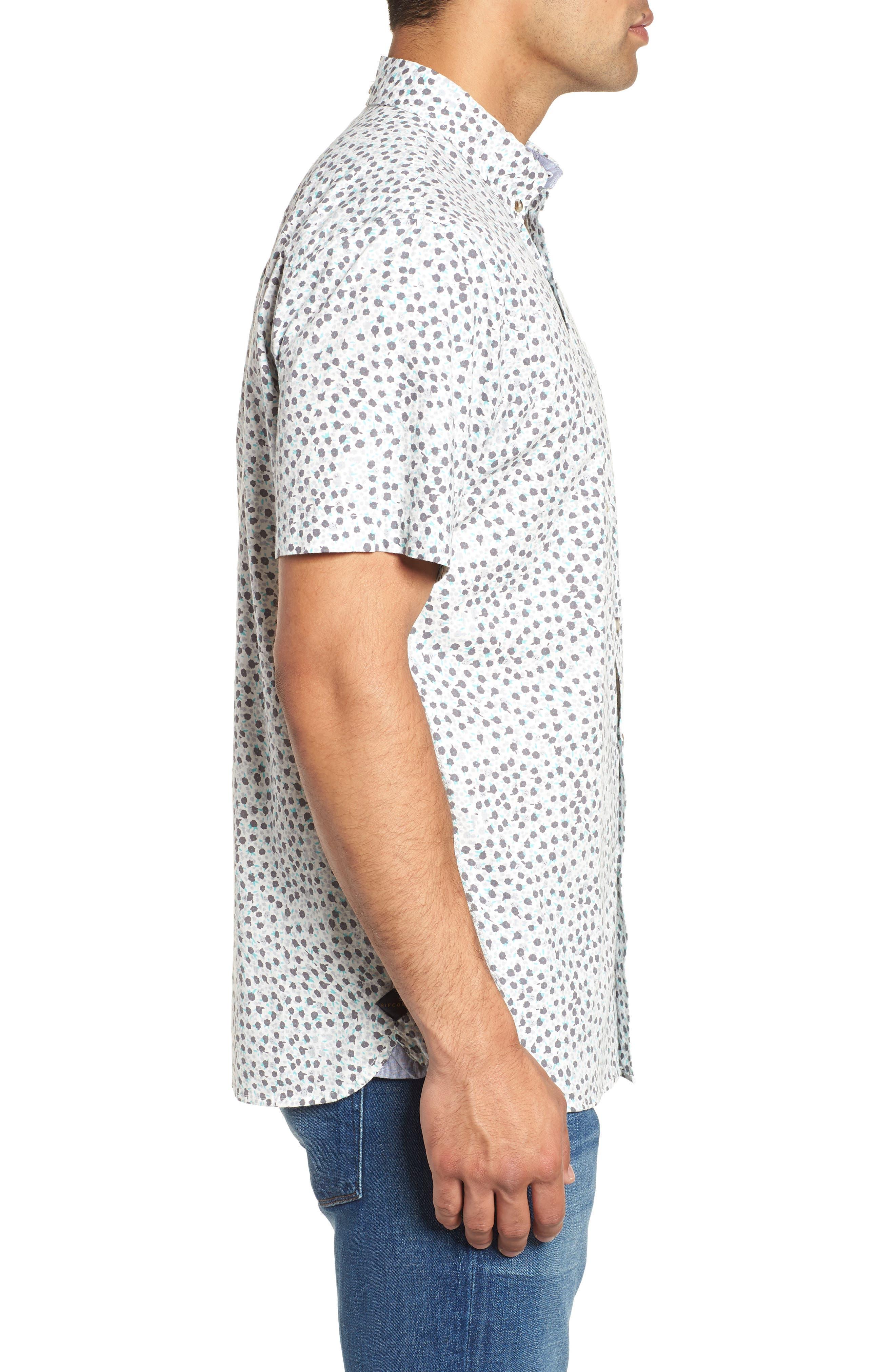 El Mirador Woven Shirt,                             Alternate thumbnail 2, color,                             Off White