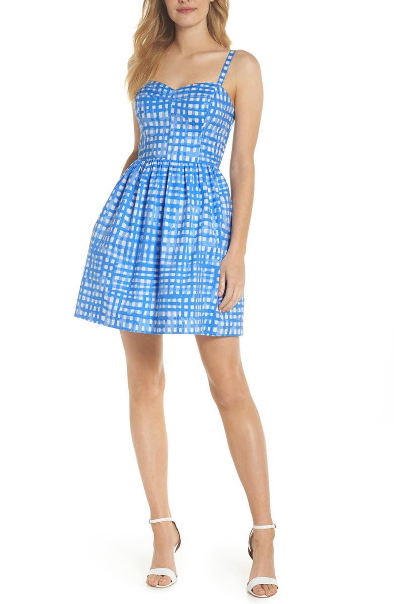 Ardleigh Fit  Flare Dress