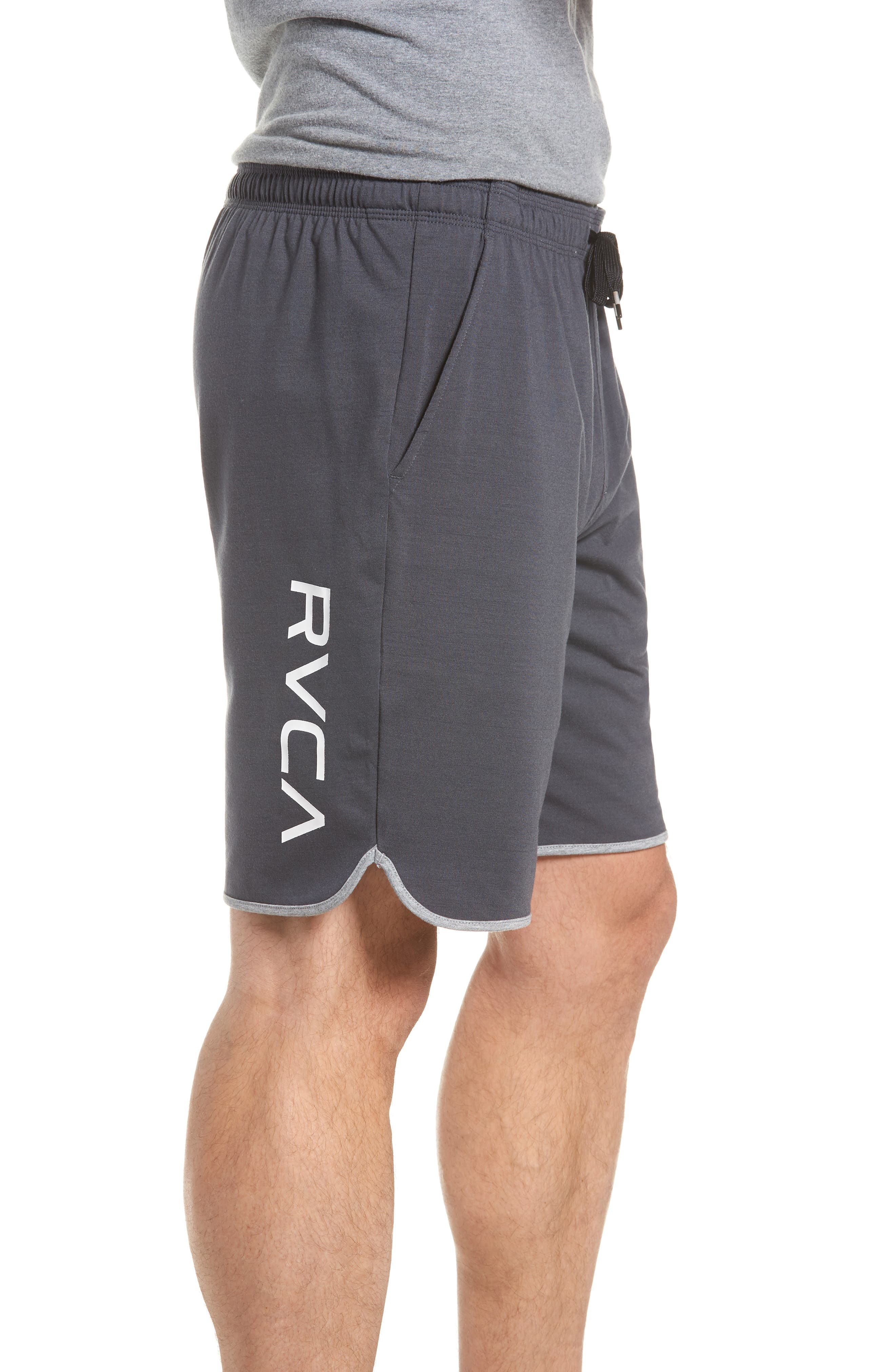 VA Sport II Shorts,                             Alternate thumbnail 4, color,                             Slate