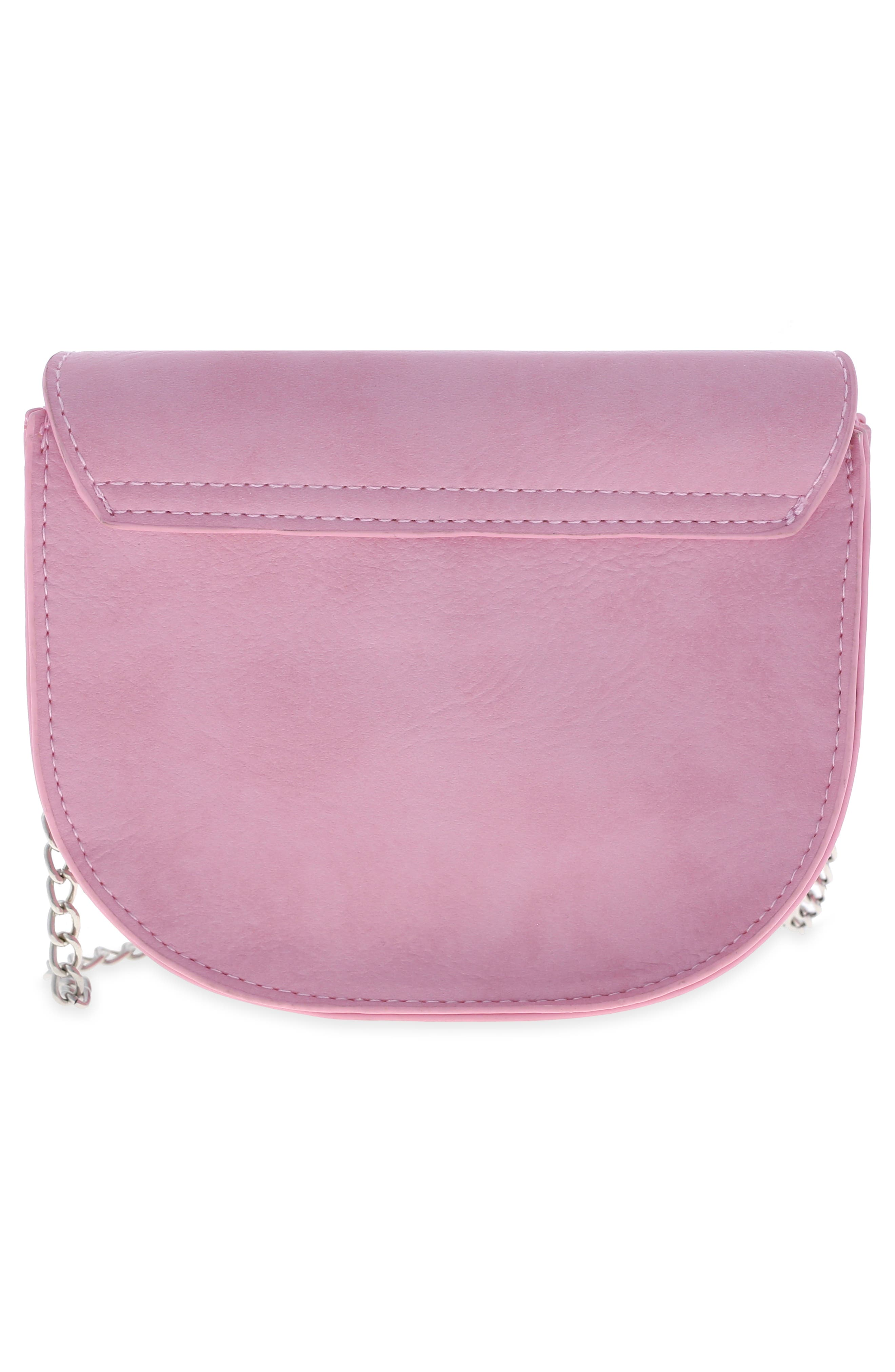 Studded Bag,                             Alternate thumbnail 2, color,                             Pink Combo