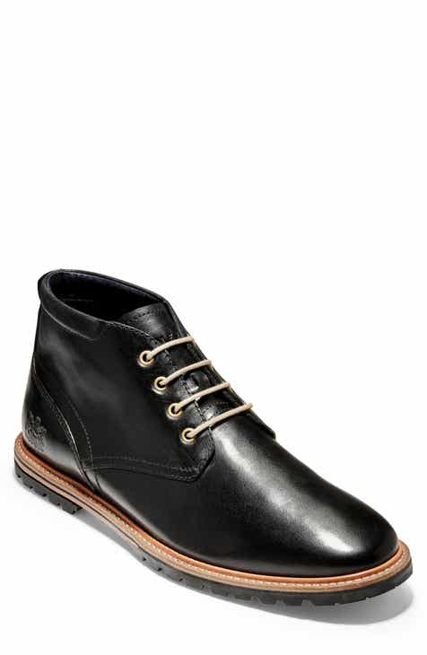 b47e9818c4 Cole Haan Raymond Grand Water Resistant Chukka Boot (Men)