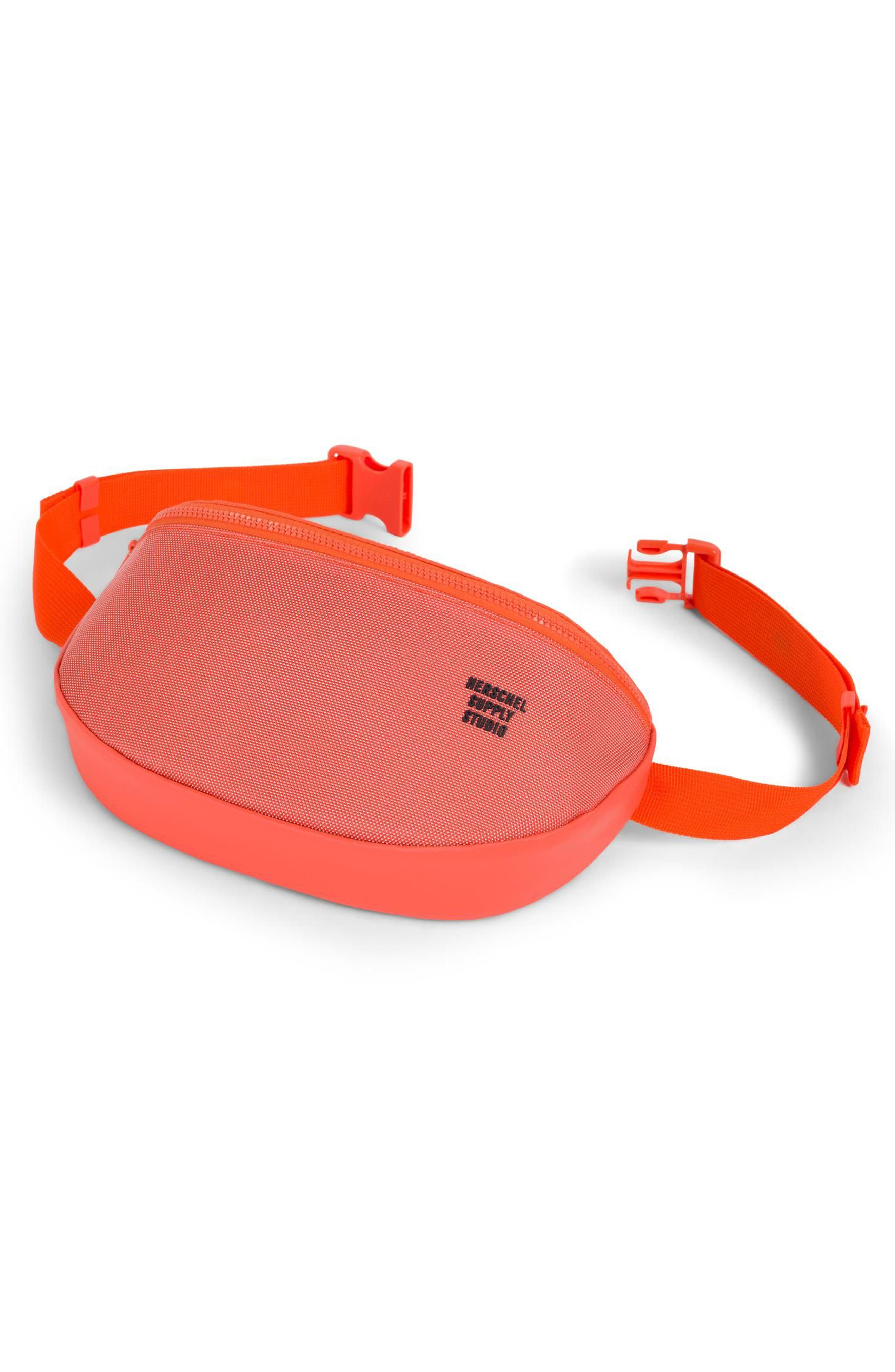 Sixteen Studio Belt Bag,                             Alternate thumbnail 2, color,                             Vermillion Orange