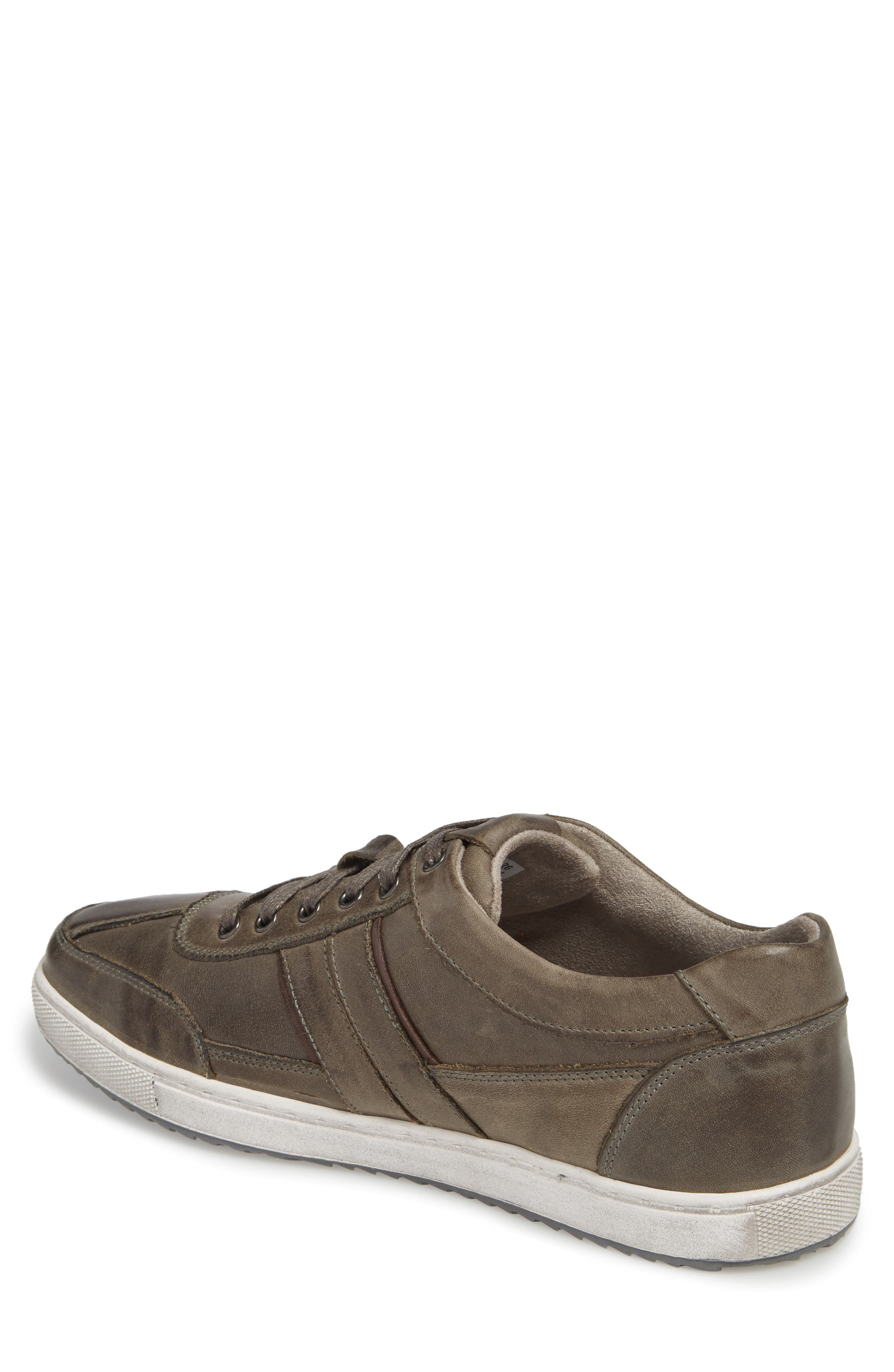 Sprinter Low Top Sneaker,                             Alternate thumbnail 2, color,                             Grey