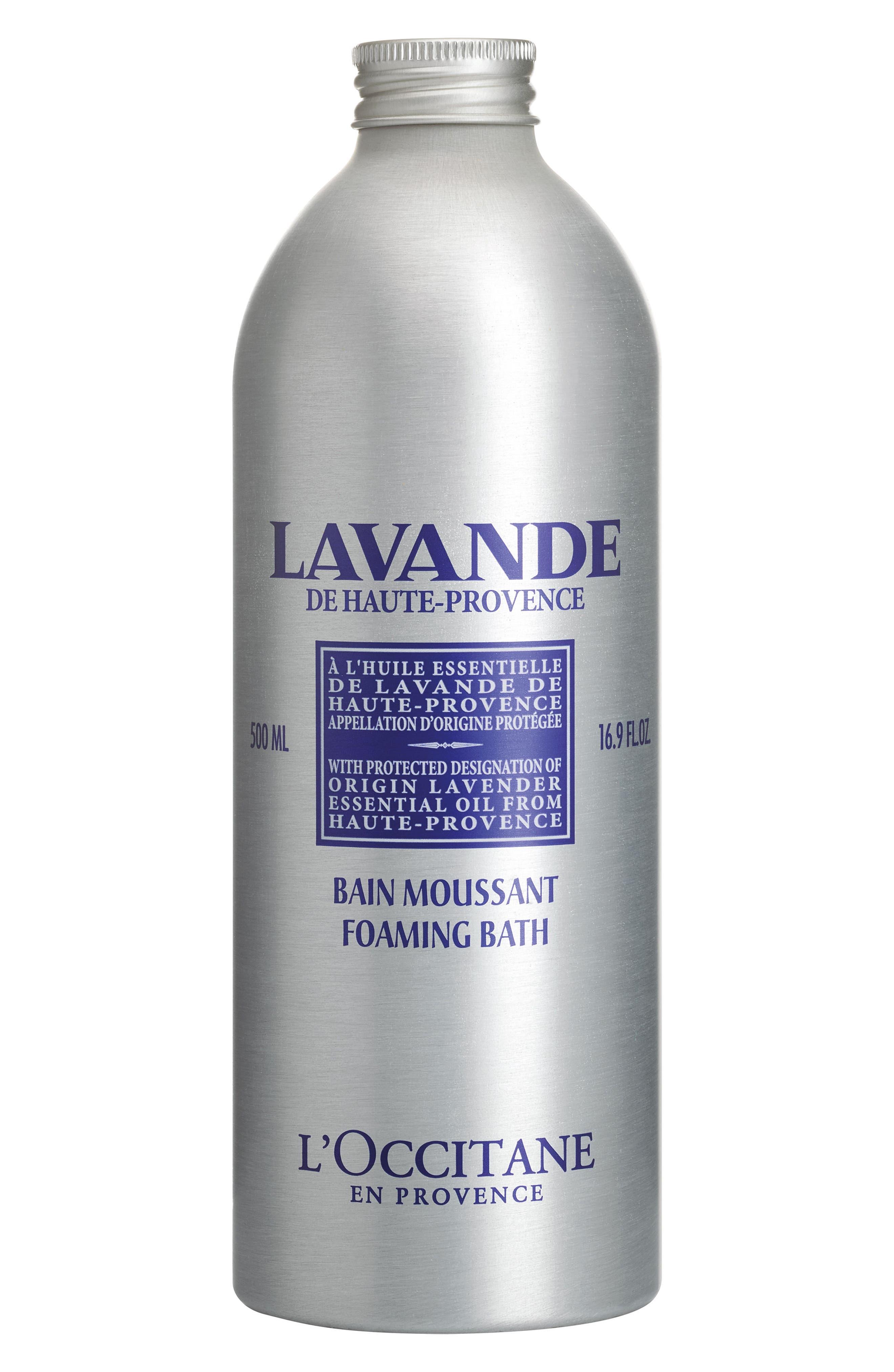 Lavender Foaming Bath,                         Main,                         color, No Color