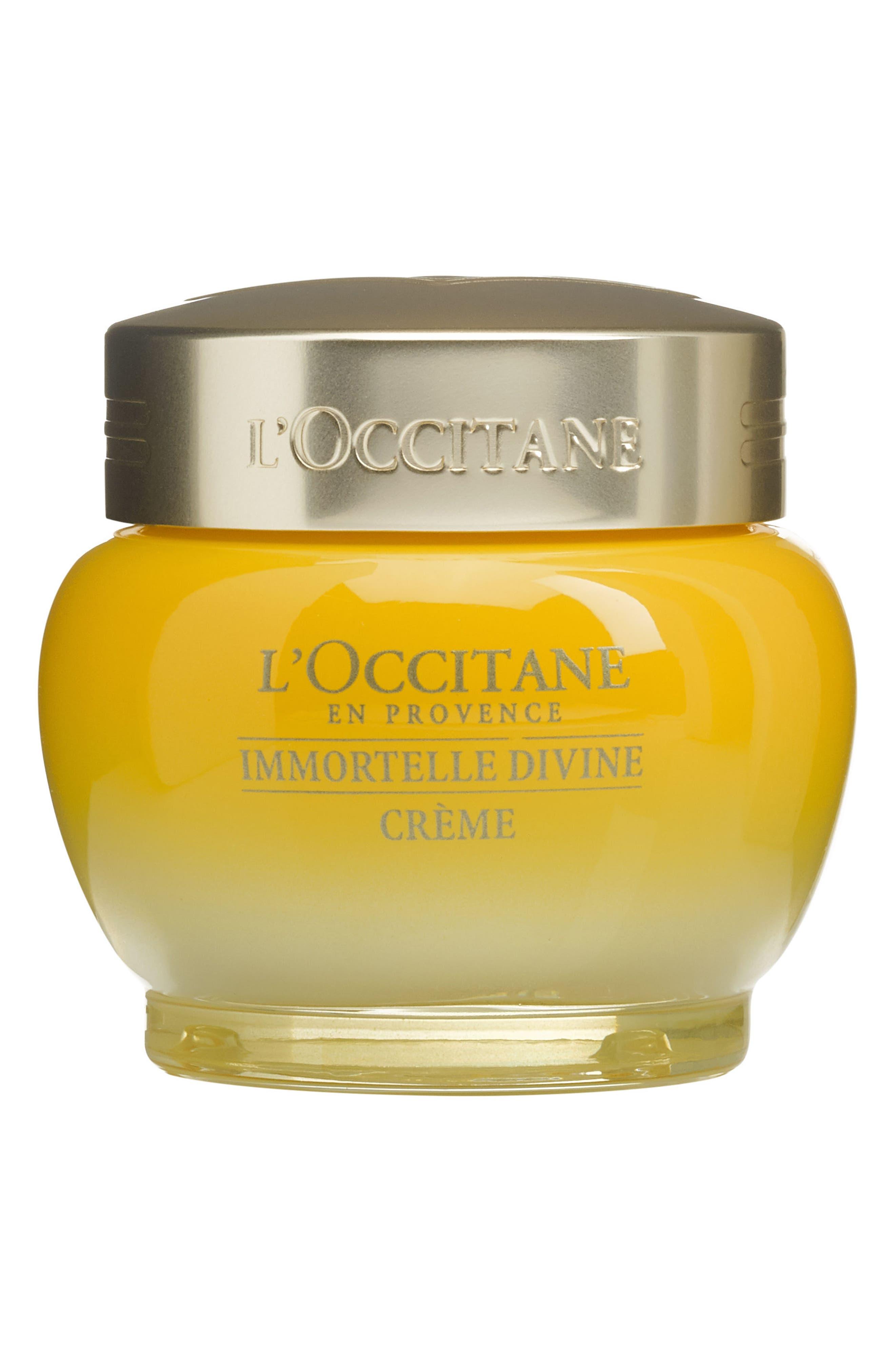 loccitane face cream