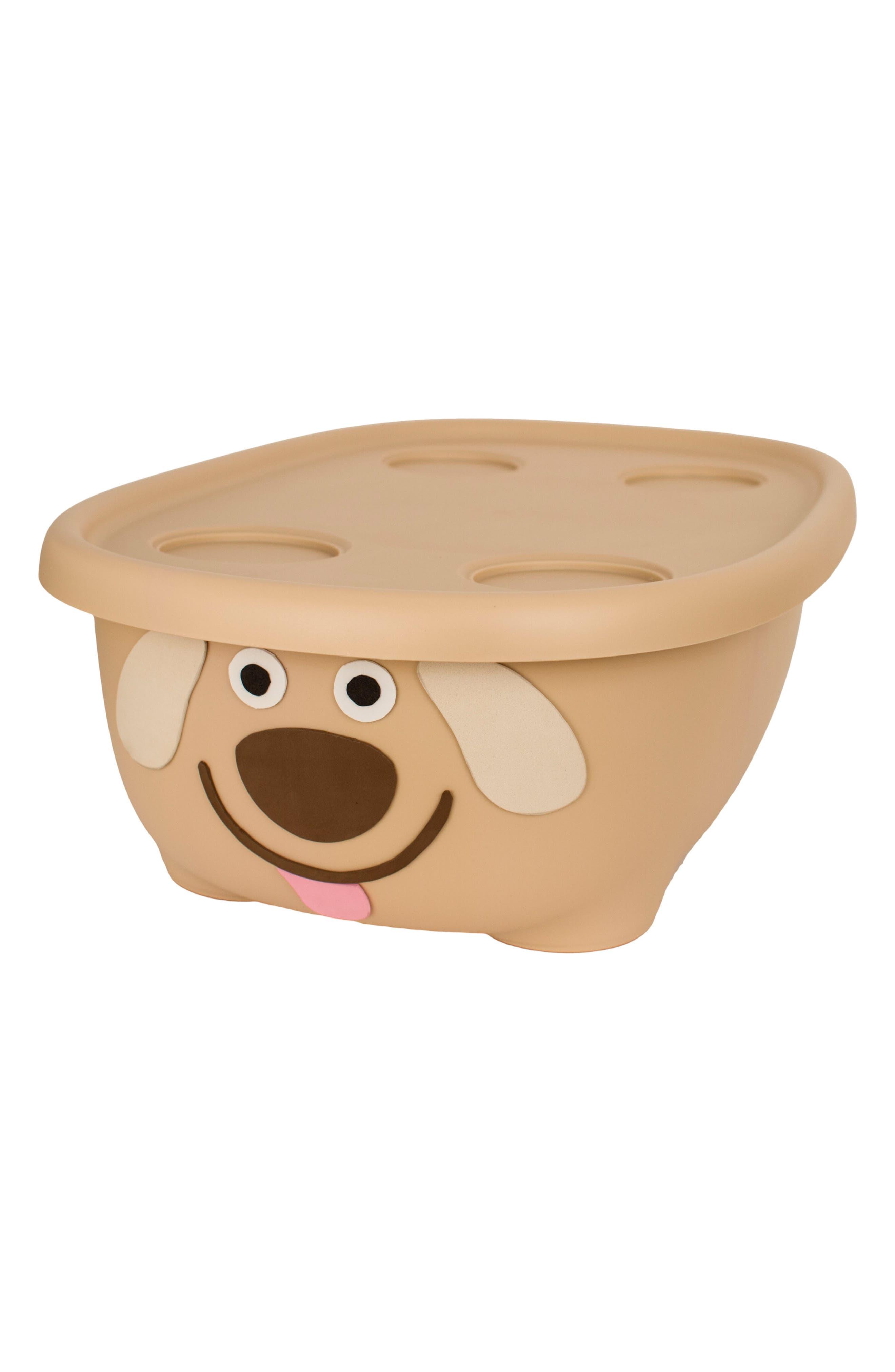 Tubimal<sup>™</sup> Infant & Toddler Convertible Dog Tub,                             Main thumbnail 1, color,                             Dog