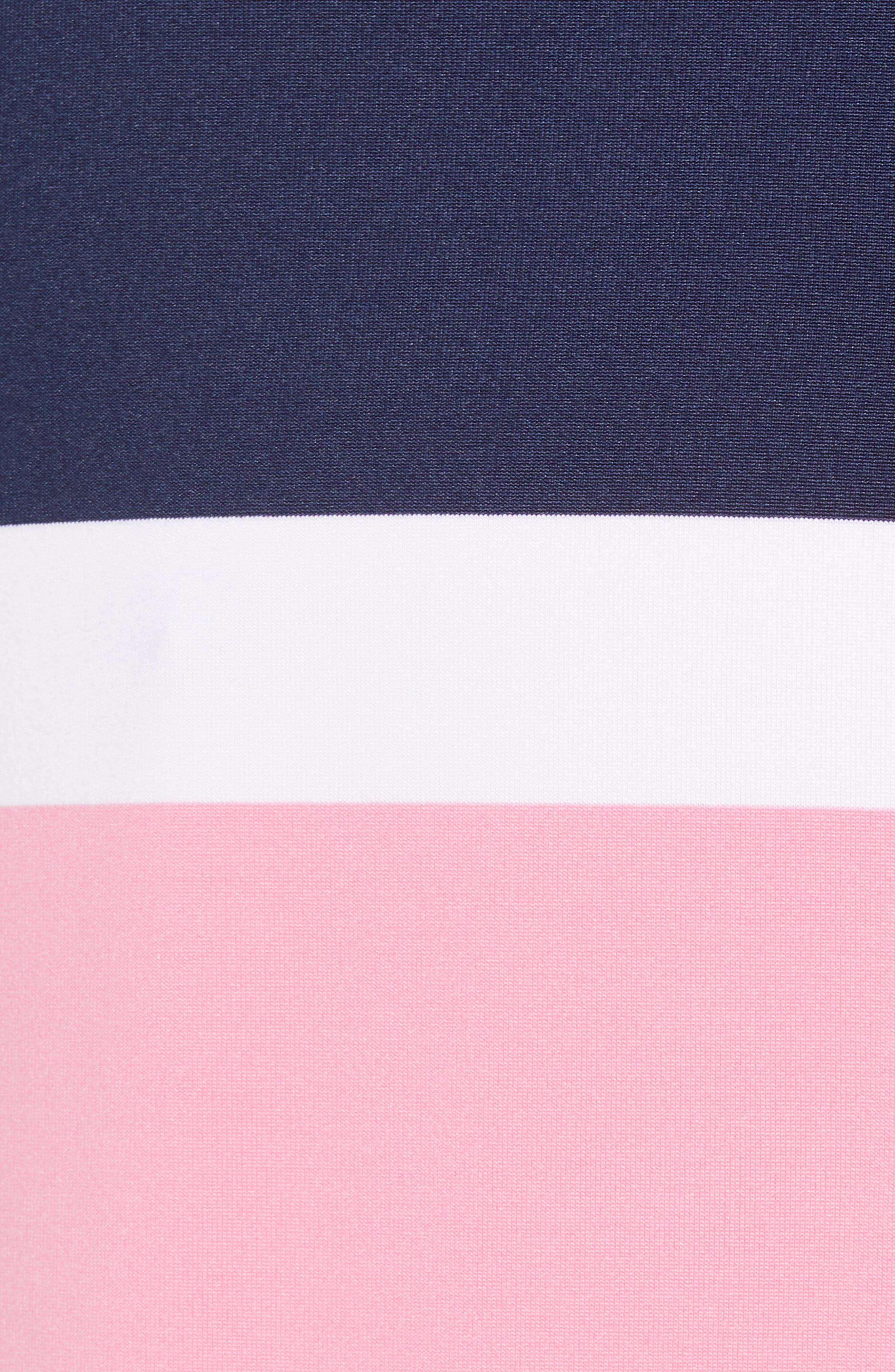 McGovern Stretch Colorblock Polo,                             Alternate thumbnail 6, color,                             Deep Bay