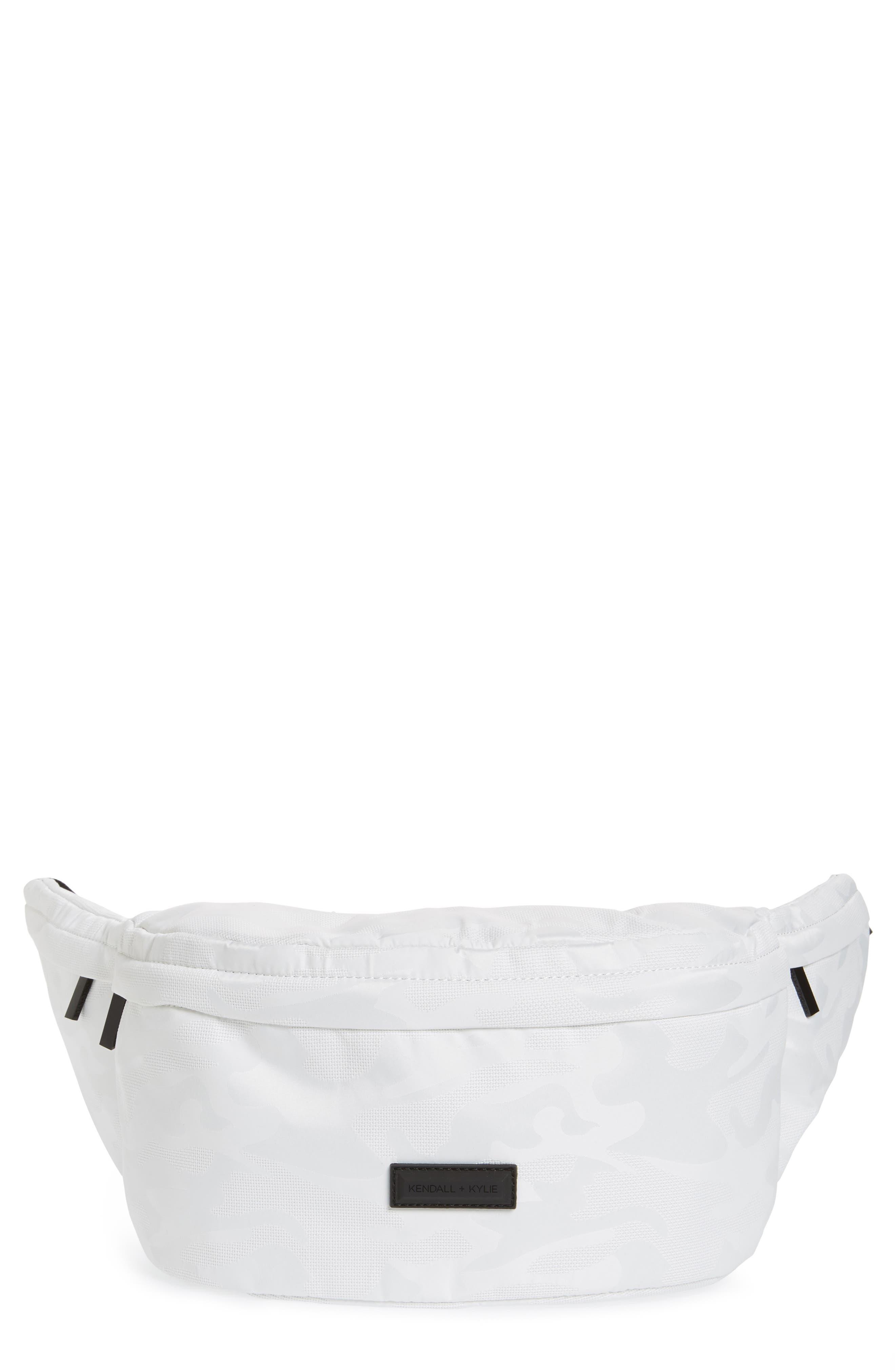 MONA BELT BAG - WHITE