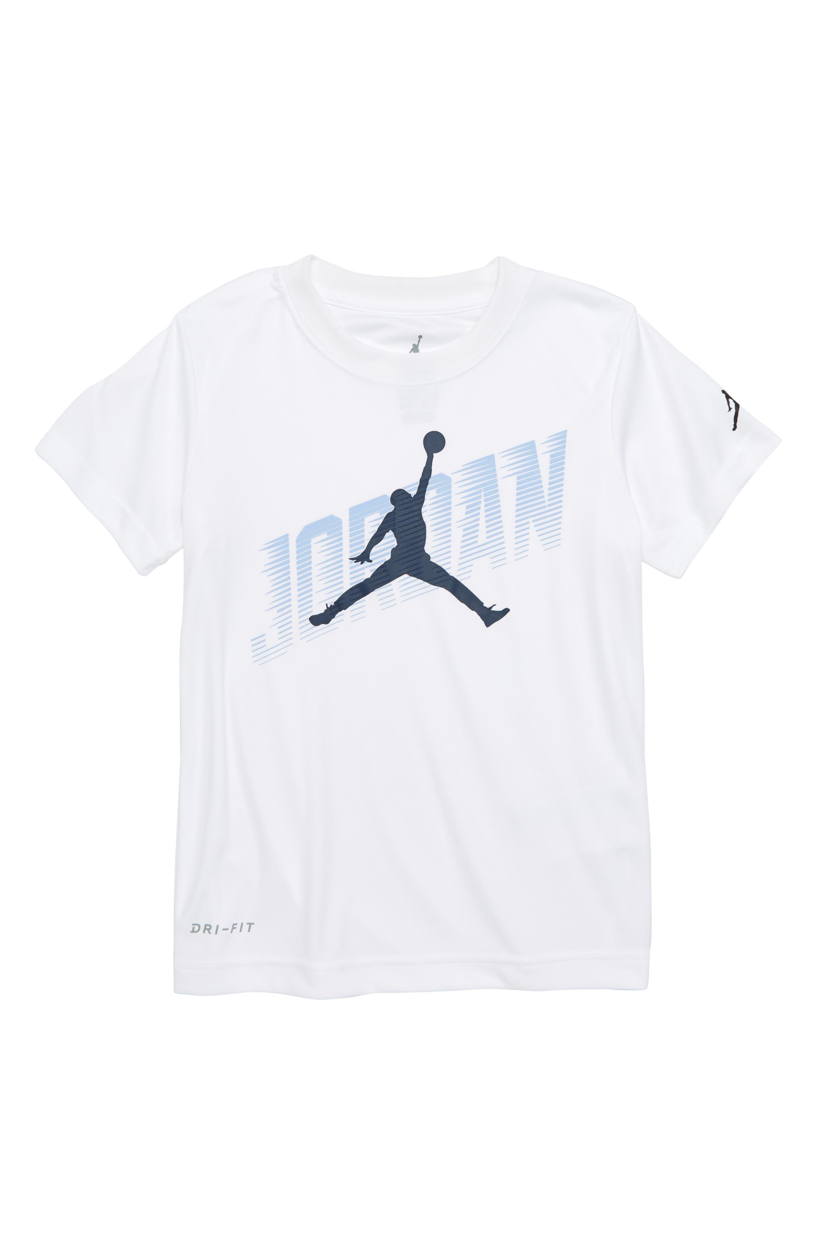Quick Flight Dri-FIT T-Shirt,                             Main thumbnail 1, color,                             White