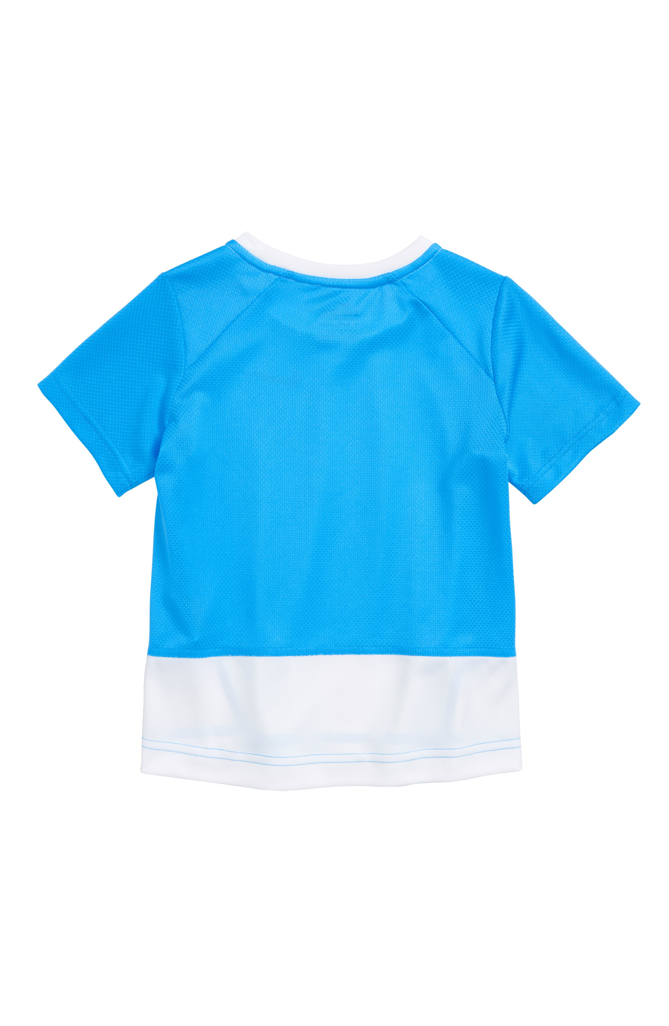 Dry INSTACOOL Shirt,                             Alternate thumbnail 2, color,                             Equator Blue