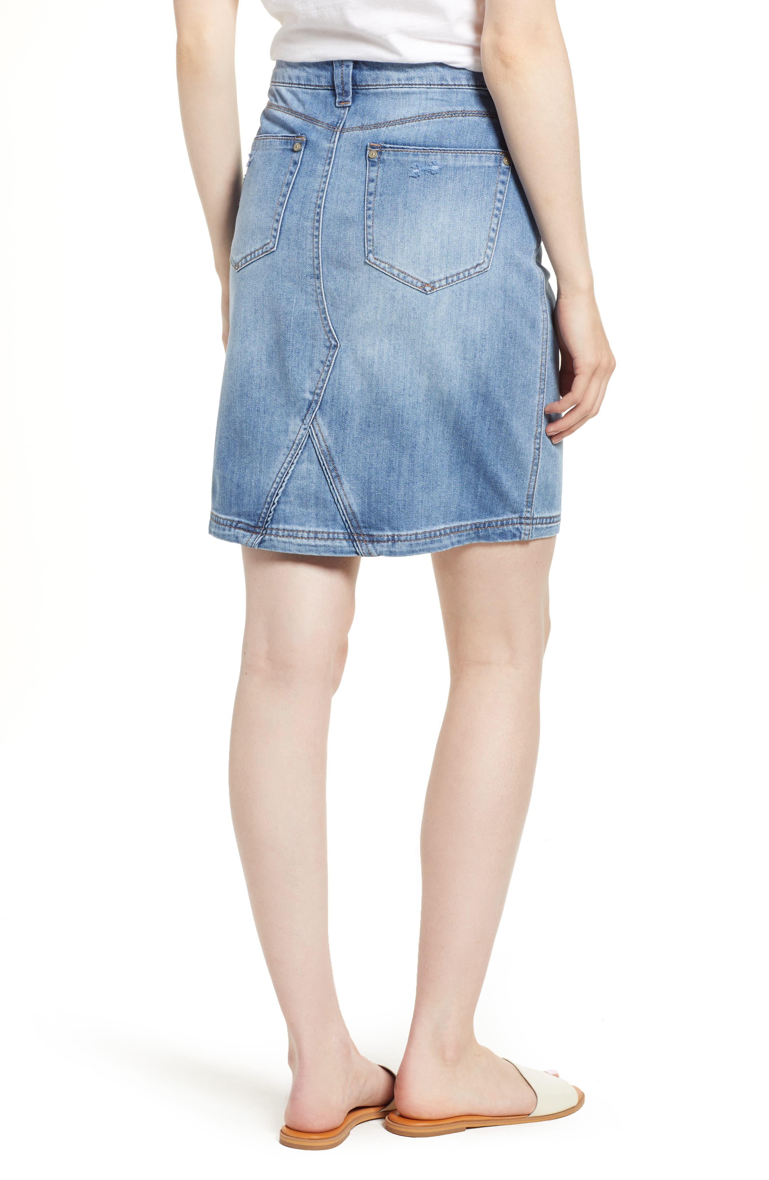870fa3391 Women's Denim Skirts   Nordstrom