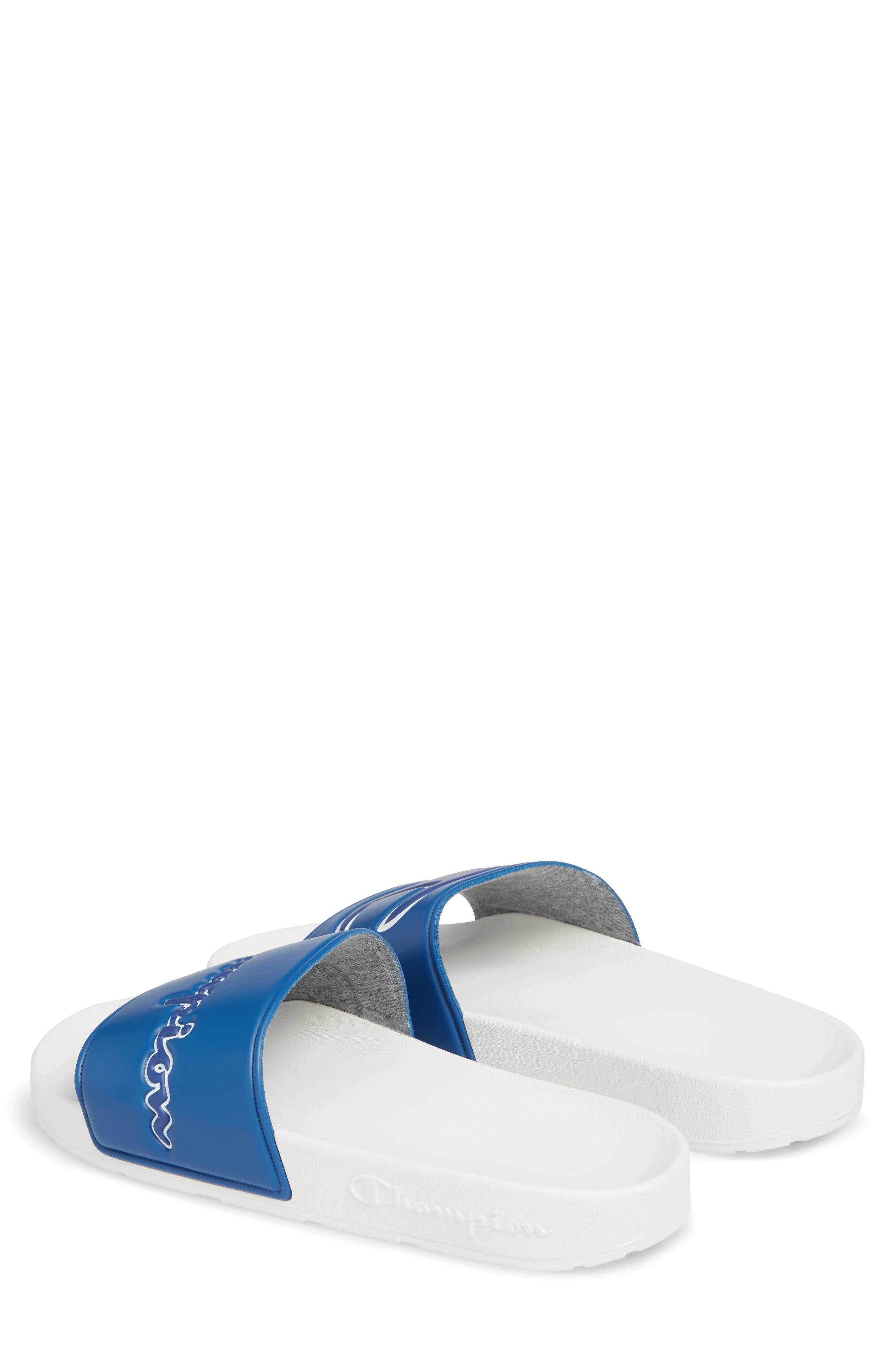 IPO Sport Slide Sandal,                             Alternate thumbnail 2, color,                             Royal