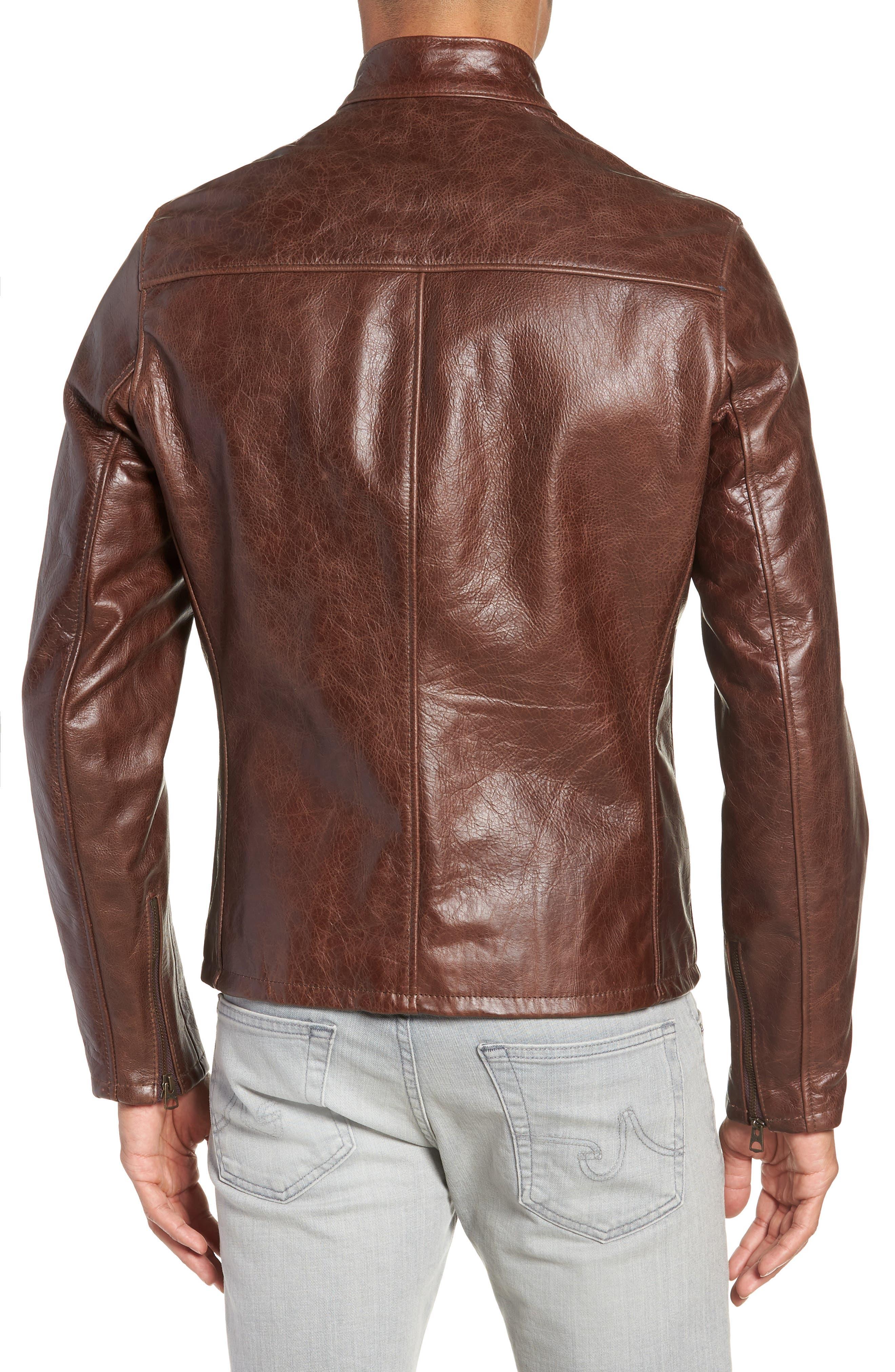 42284c4c45b5 Men s Leather (Genuine) Coats   Jackets