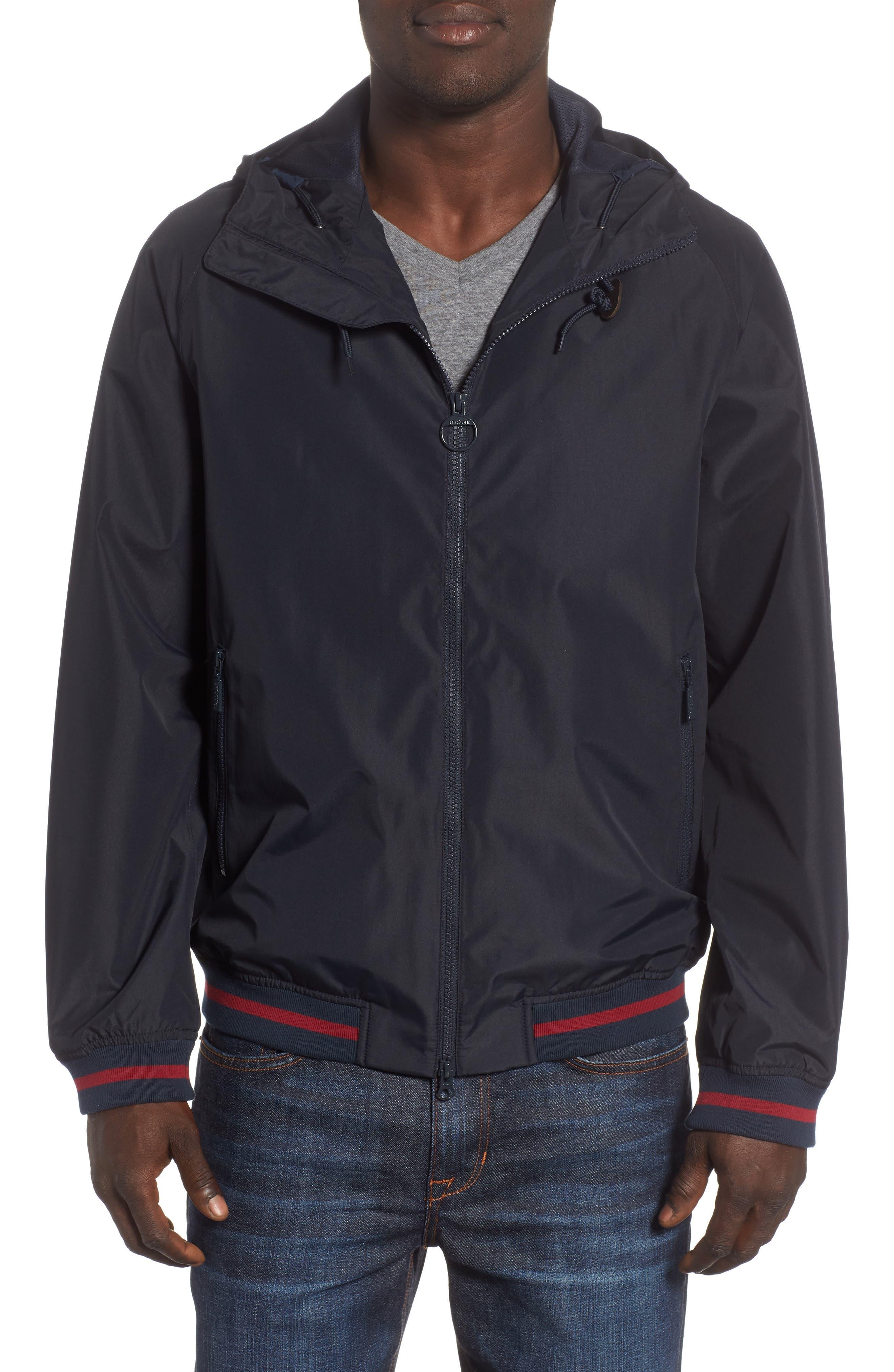 Twent Waterproof Jacket,                         Main,                         color, Navy