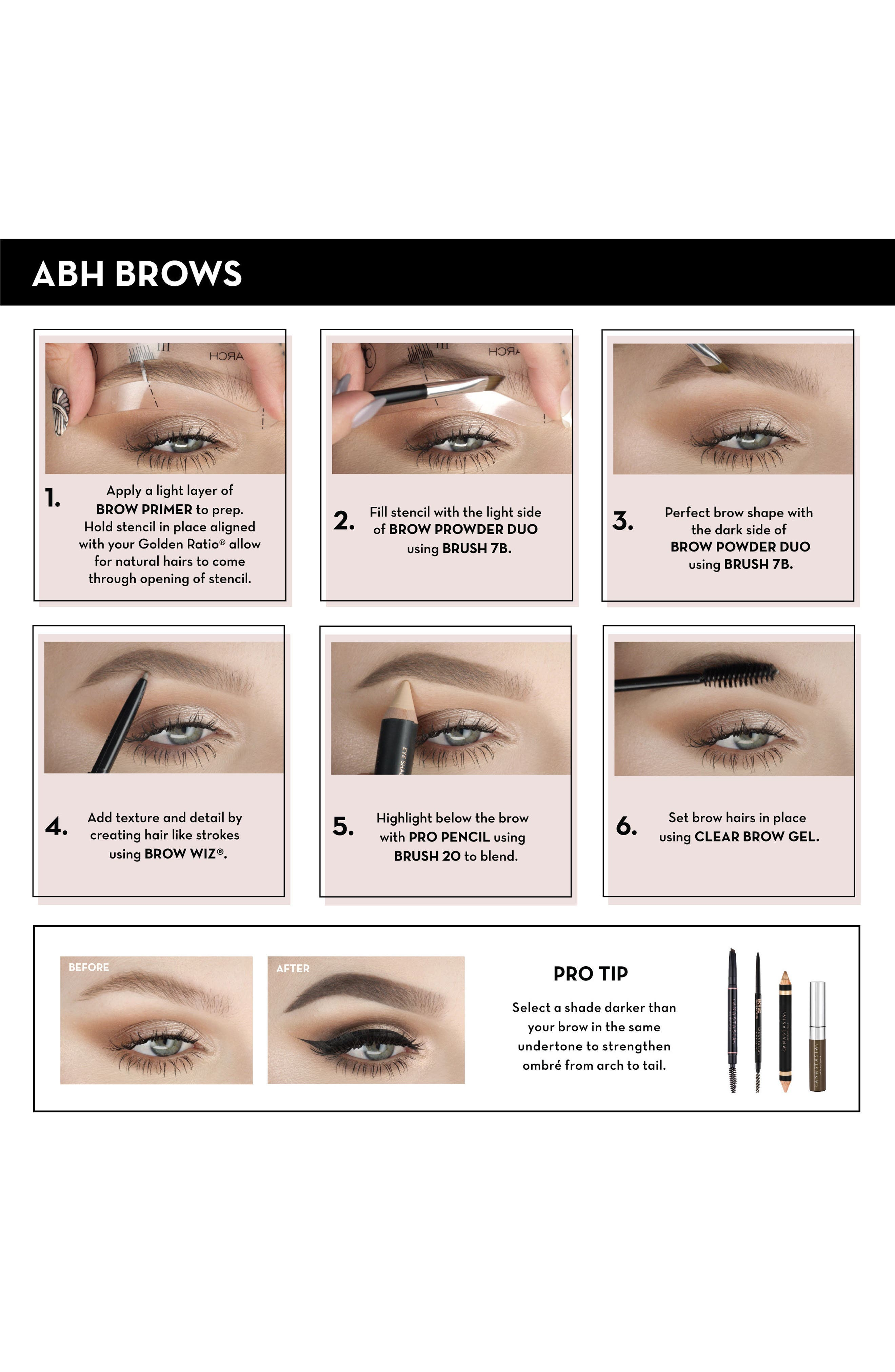 Brow Wiz Mechanical Brow Pencil,                             Alternate thumbnail 4, color,