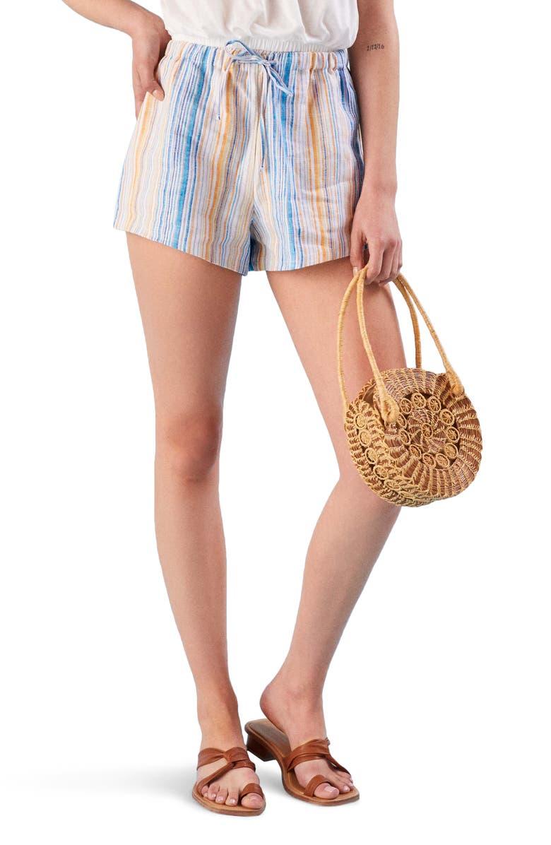 Jamaica Linen Shorts