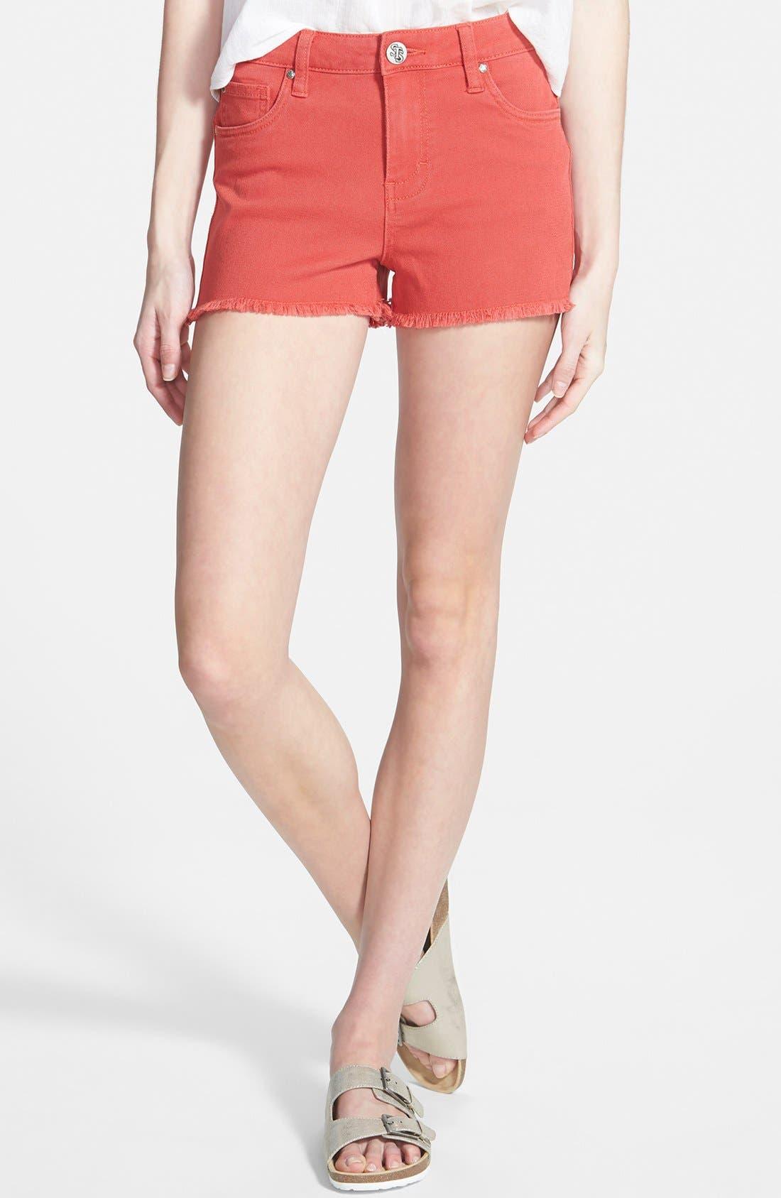Main Image - STS Blue High Waist Cutoff Shorts