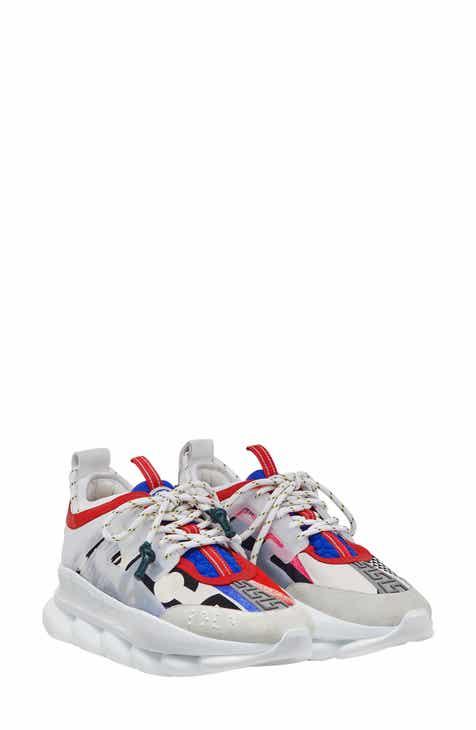 Versace Chain Reaction Sneaker (Women) c944dc55f8