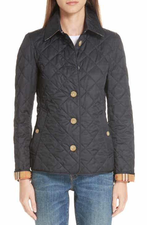 32a21989c0 Burberry Frankby 18 Quilted Jacket
