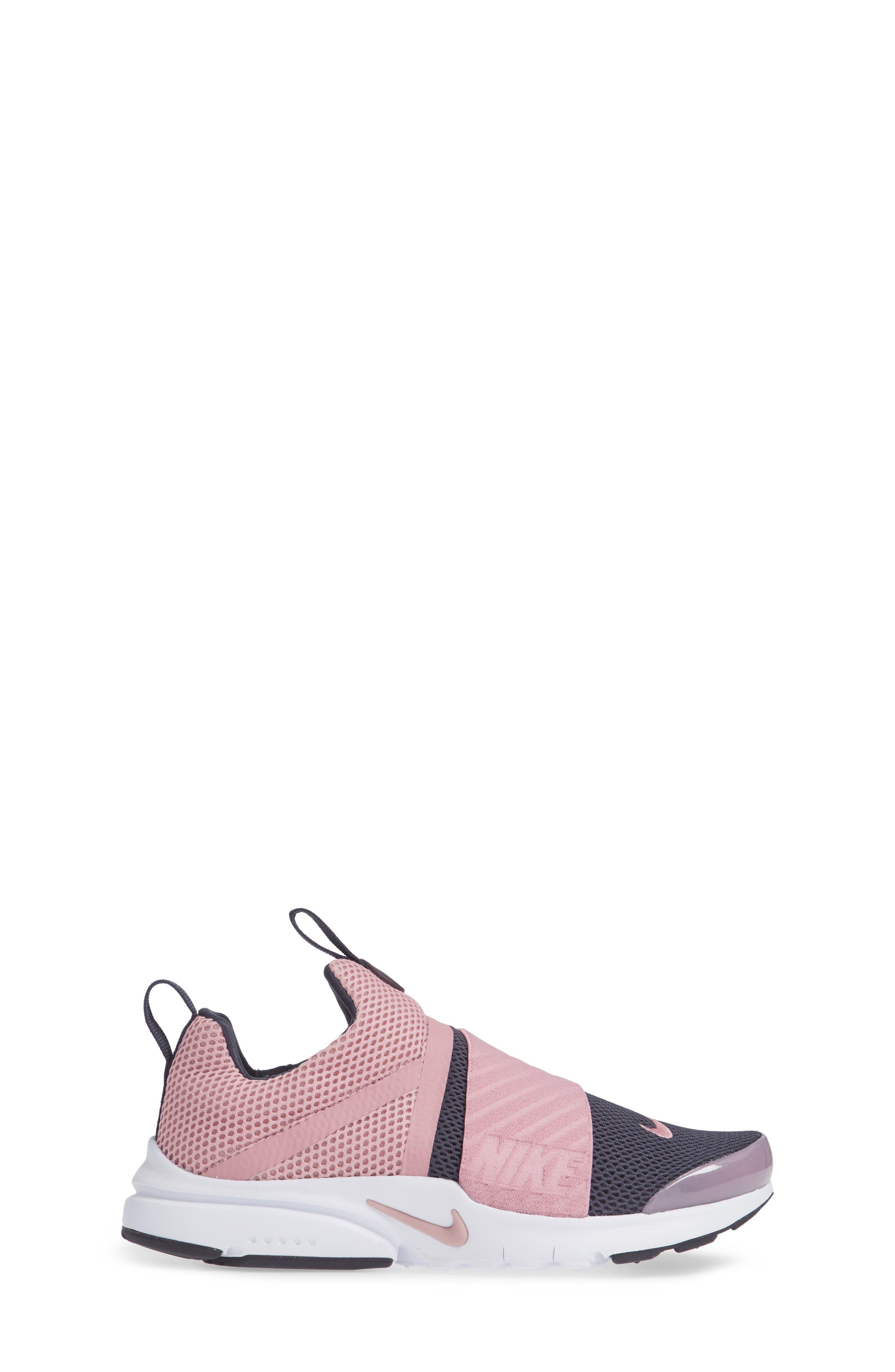 Presto Extreme Sneaker,                             Alternate thumbnail 3, color,                             Elemental Pink/ Gridiron