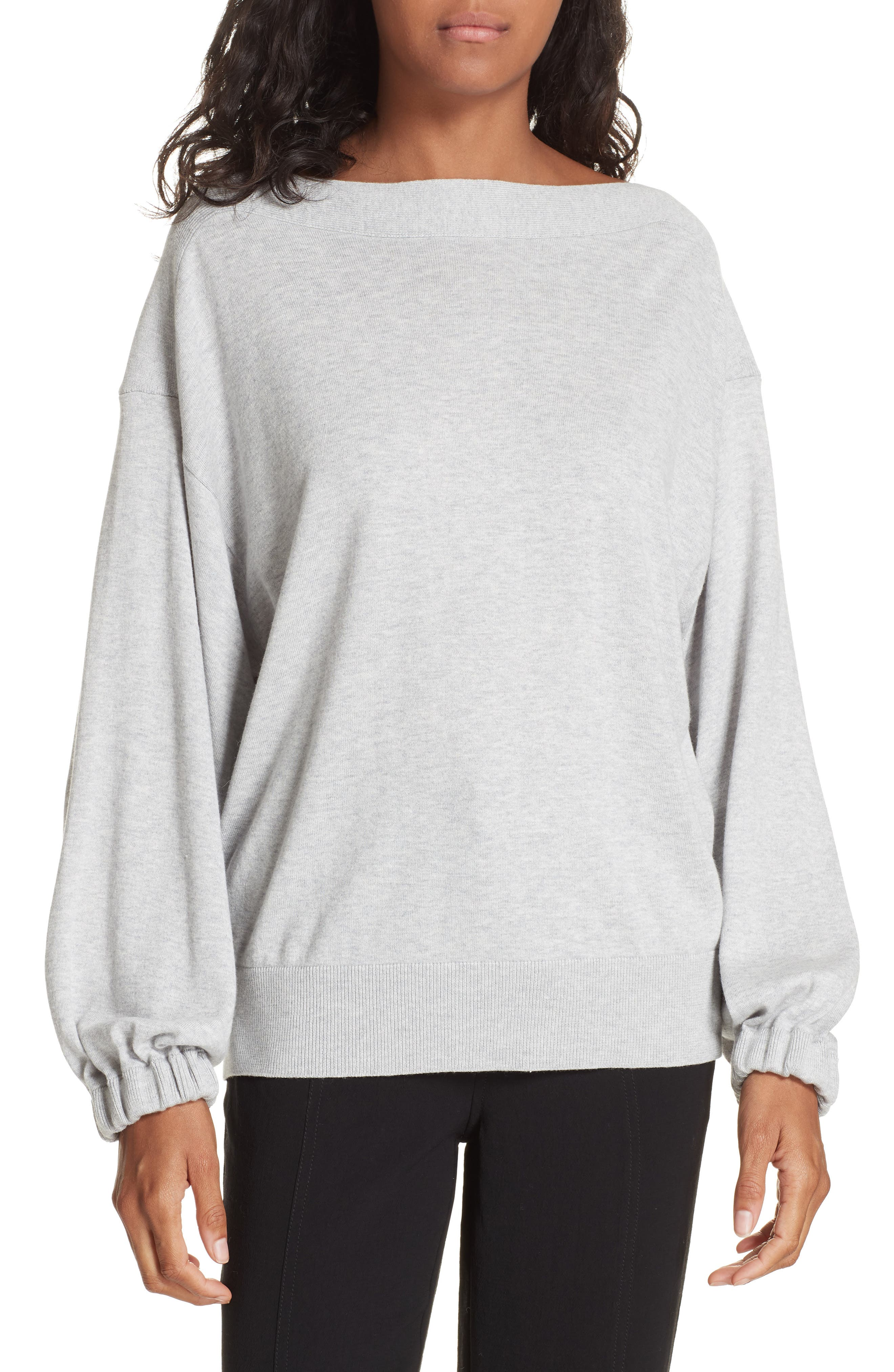 DAKOTA SILK BLEND SWEATER
