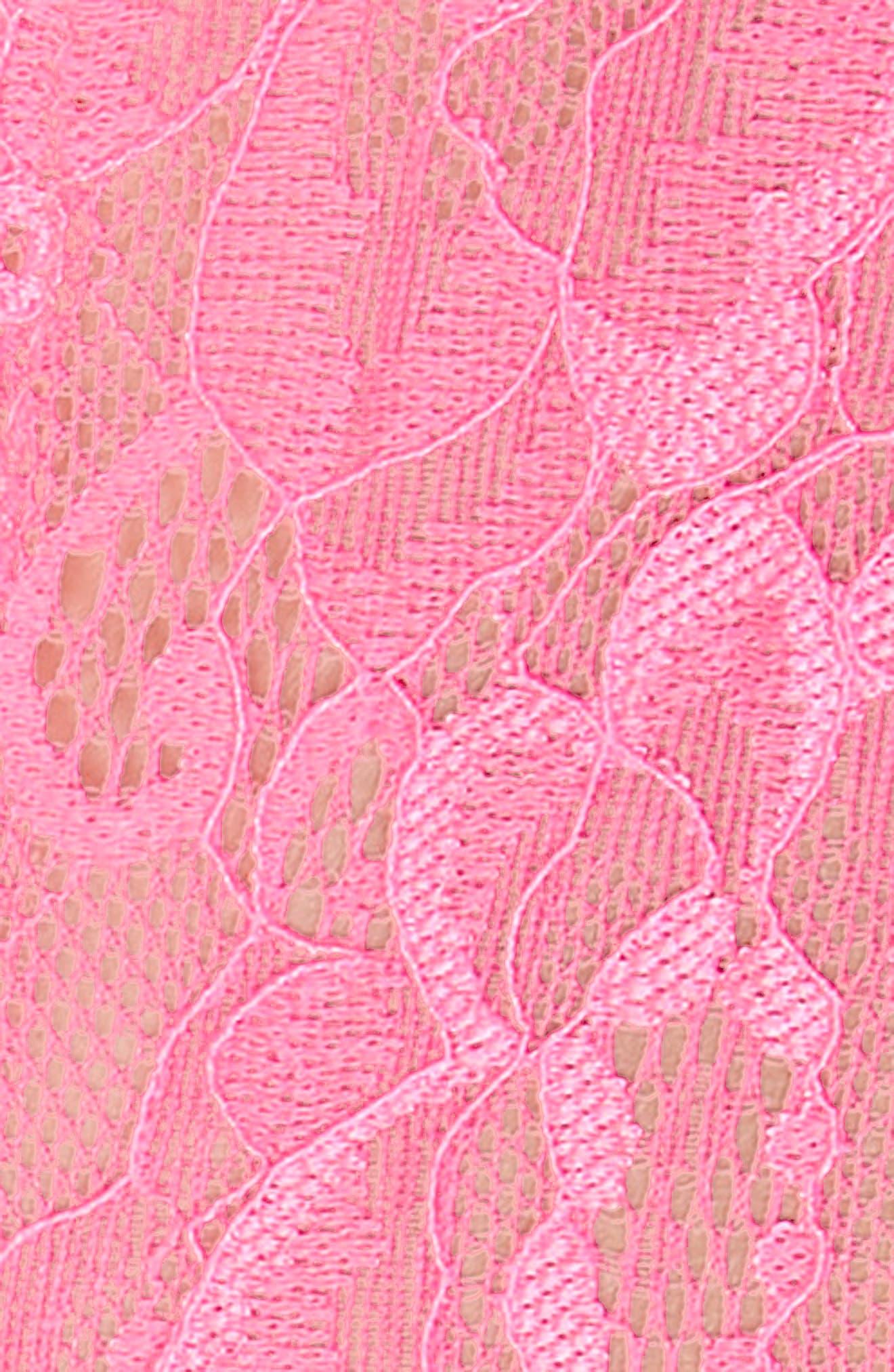 Honeydew Lace Bikini,                             Alternate thumbnail 5, color,                             Bougie