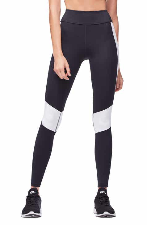 579be0dfe52 Good American High Rise Colorblock Leggings (Regular   Plus Size)