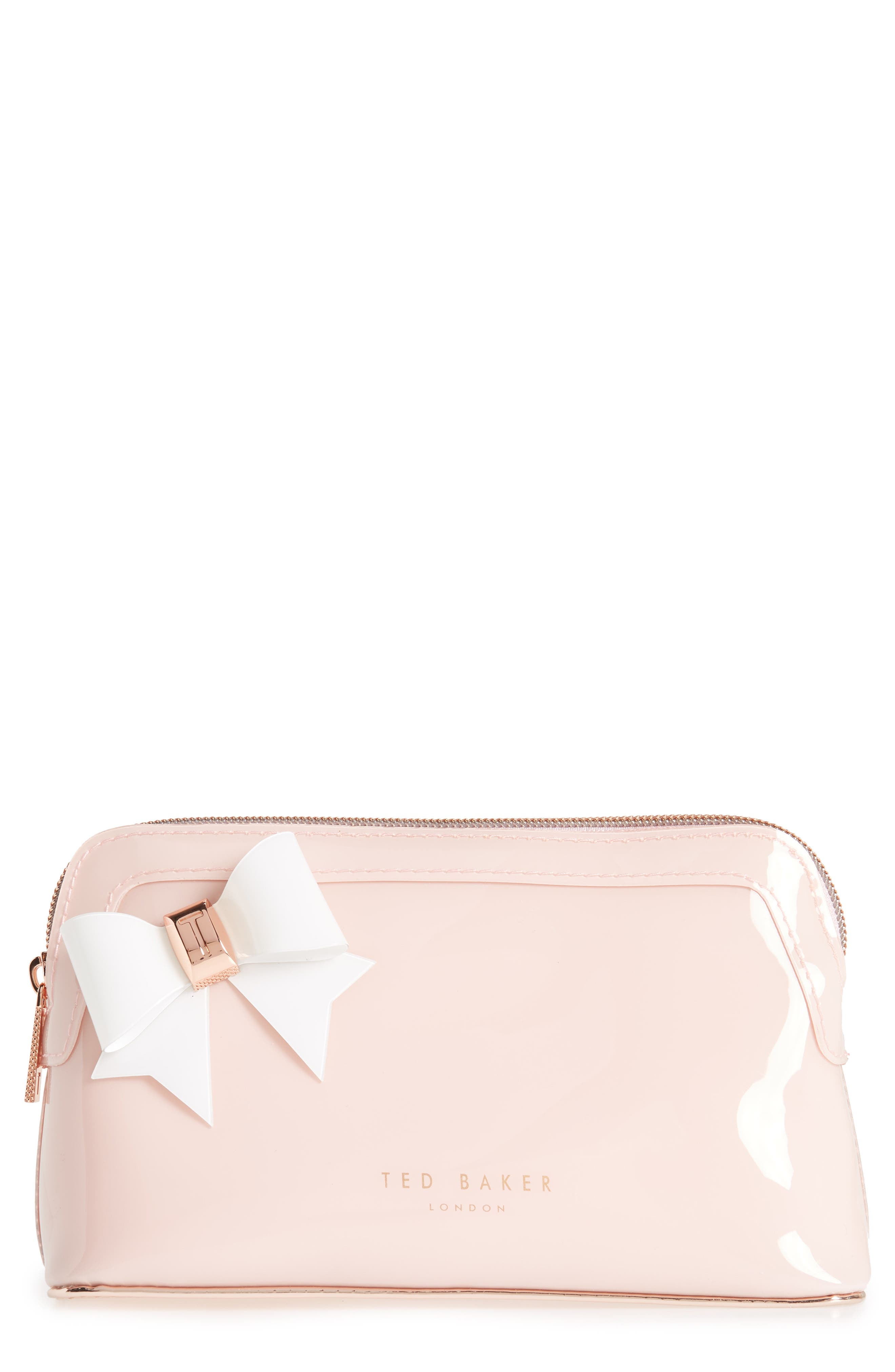 AUBRIE BOW COSMETICS CASE