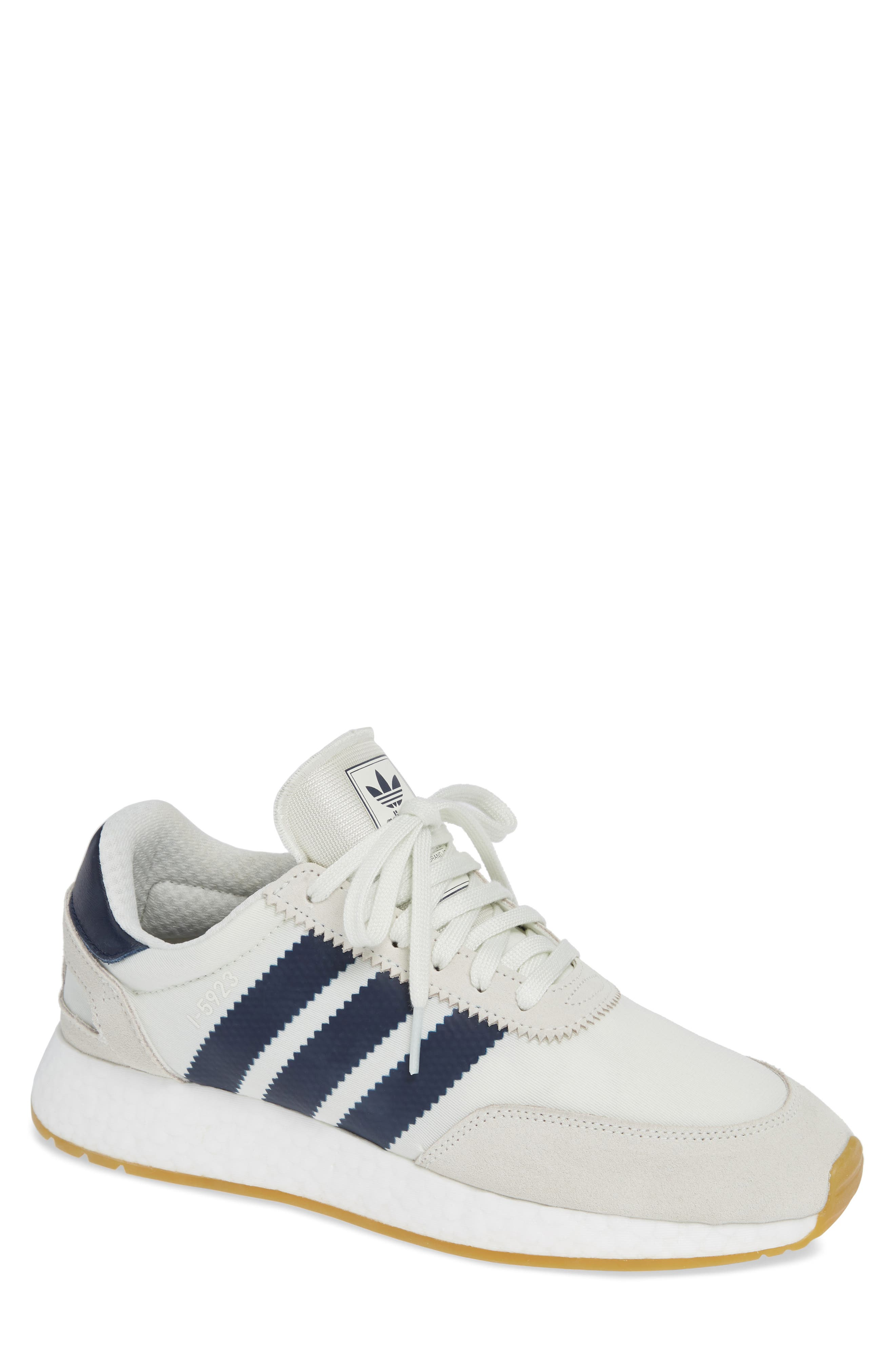 I-5923 Sneaker,                         Main,                         color, White/ Grey/ Gum