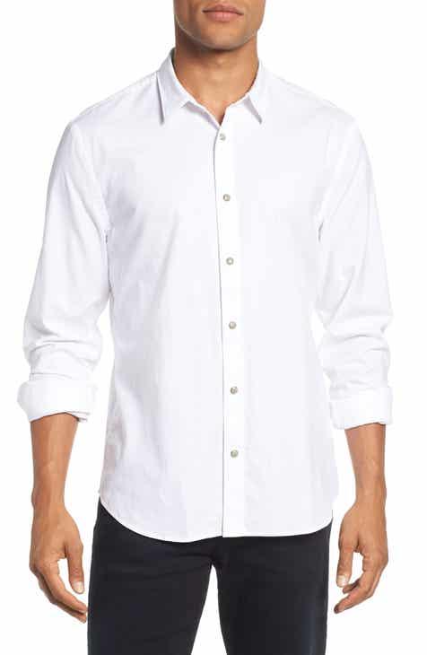 a031ffad8b6d5 John Varvatos Star USA Snap Sport Shirt
