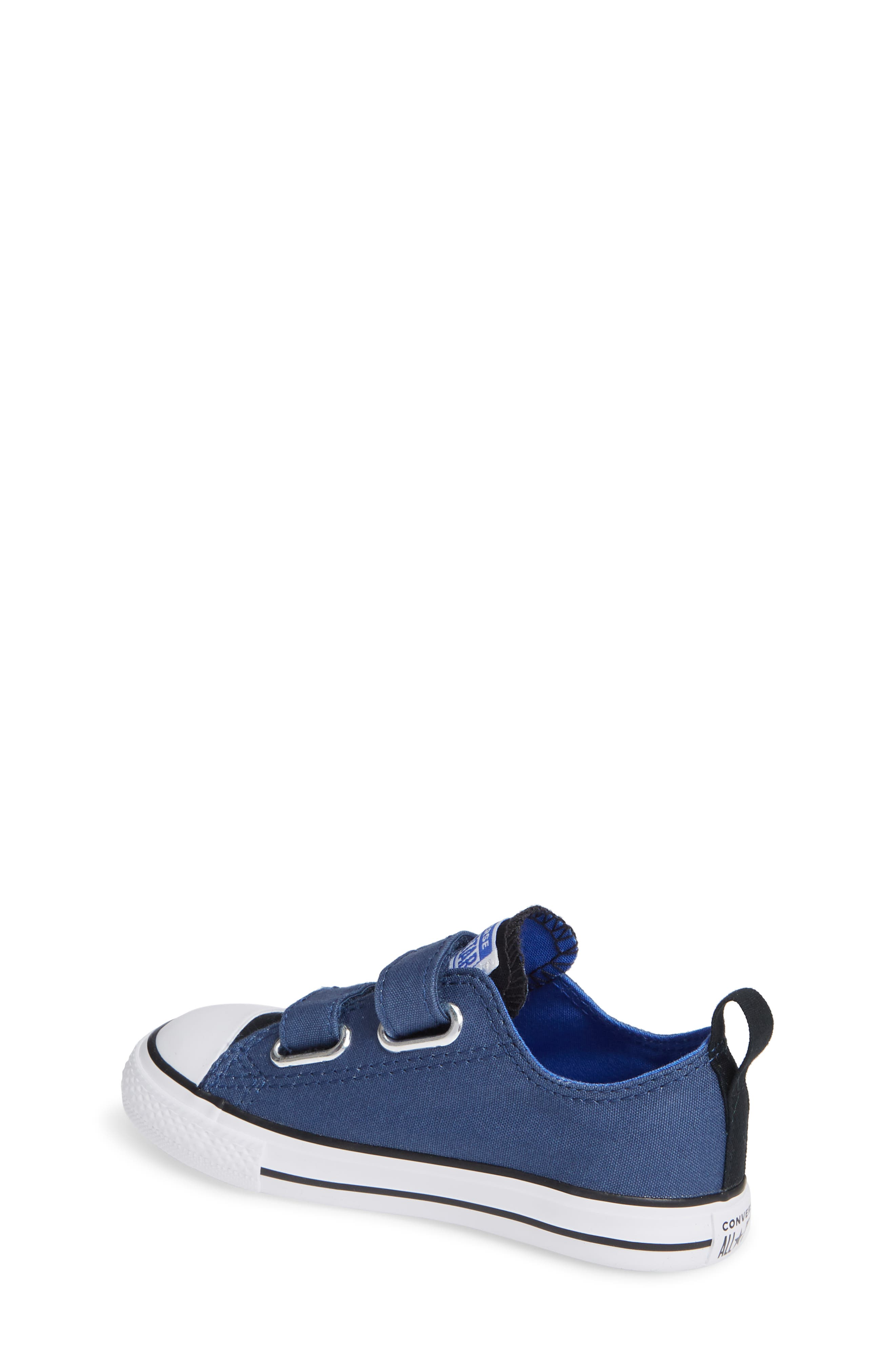 Chuck Taylor<sup>®</sup> 'Double Strap' Sneaker,                             Alternate thumbnail 2, color,                             Mason Blue