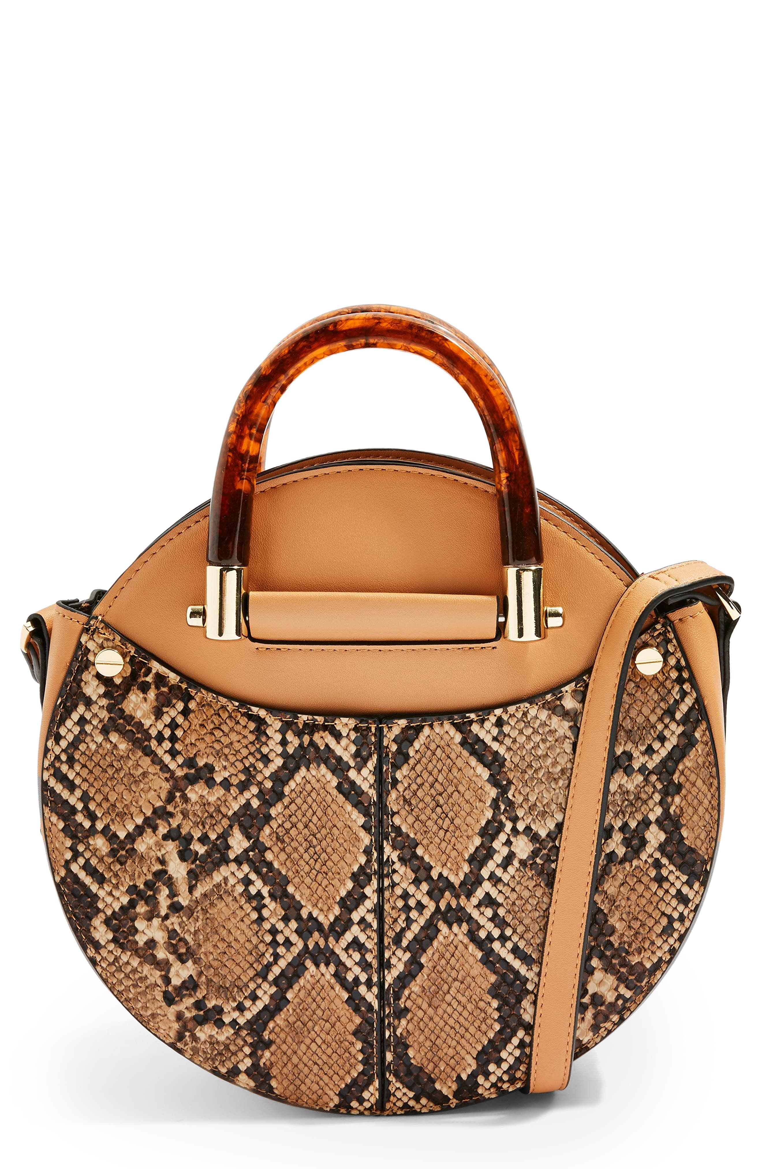 Taylor Crossbody Bag by Topshop