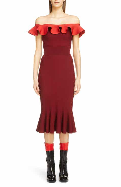 Women\'s Alexander Mcqueen Dresses | Nordstrom