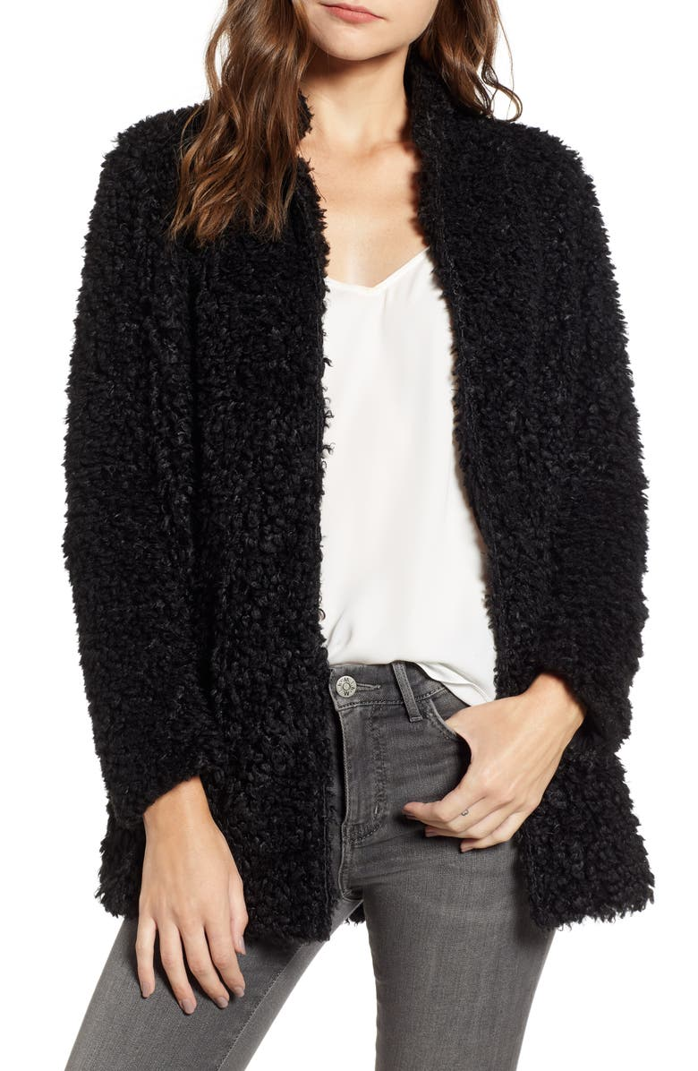 Bishop + Young Faux Fur Jacket