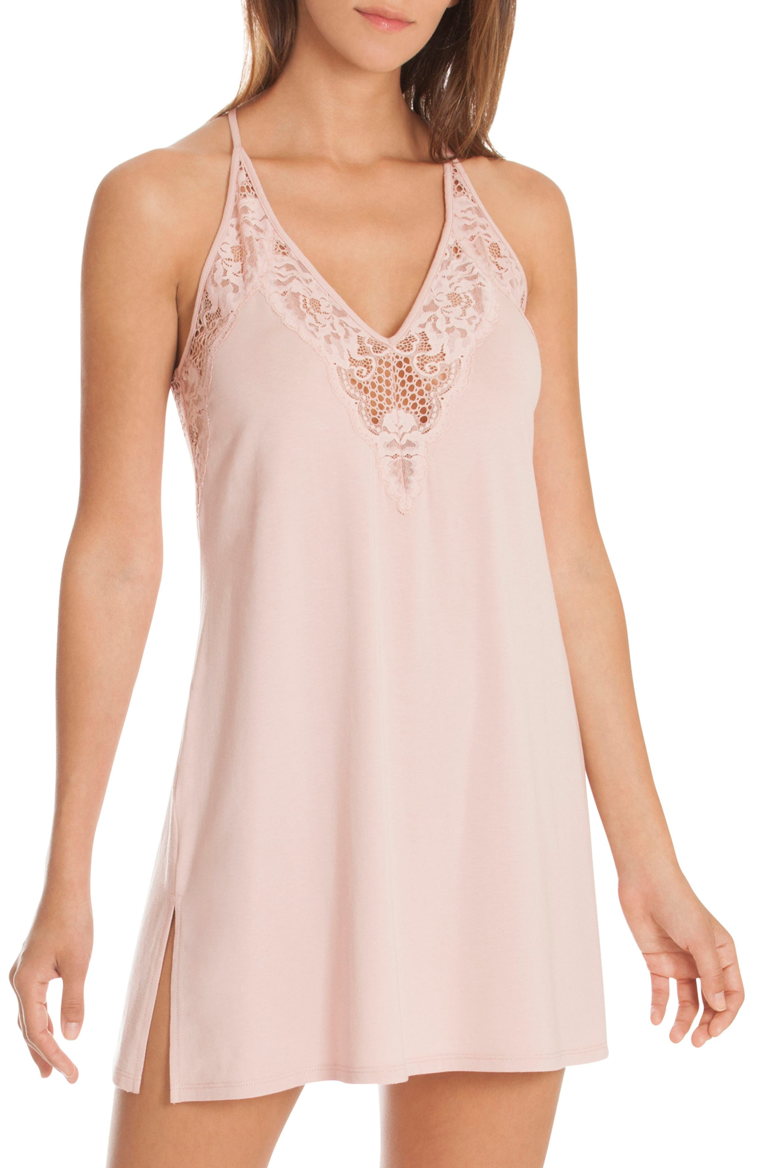 IN BLOOM BY JONQUIL BREATHE CHEMISE