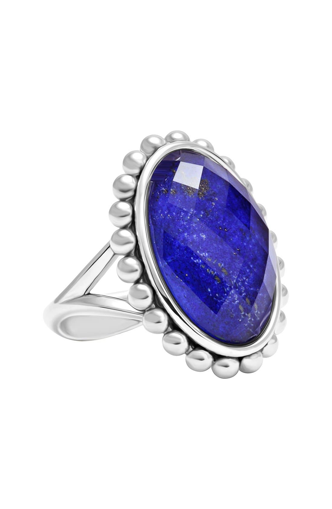 Alternate Image 3  - LAGOS 'Maya' Oval Doublet Ring