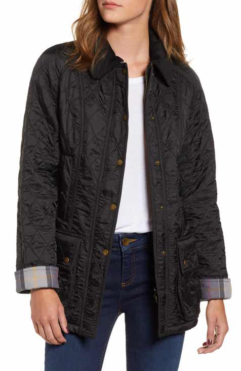 Barbour Beadnell Quilted Jacket Free Shipping