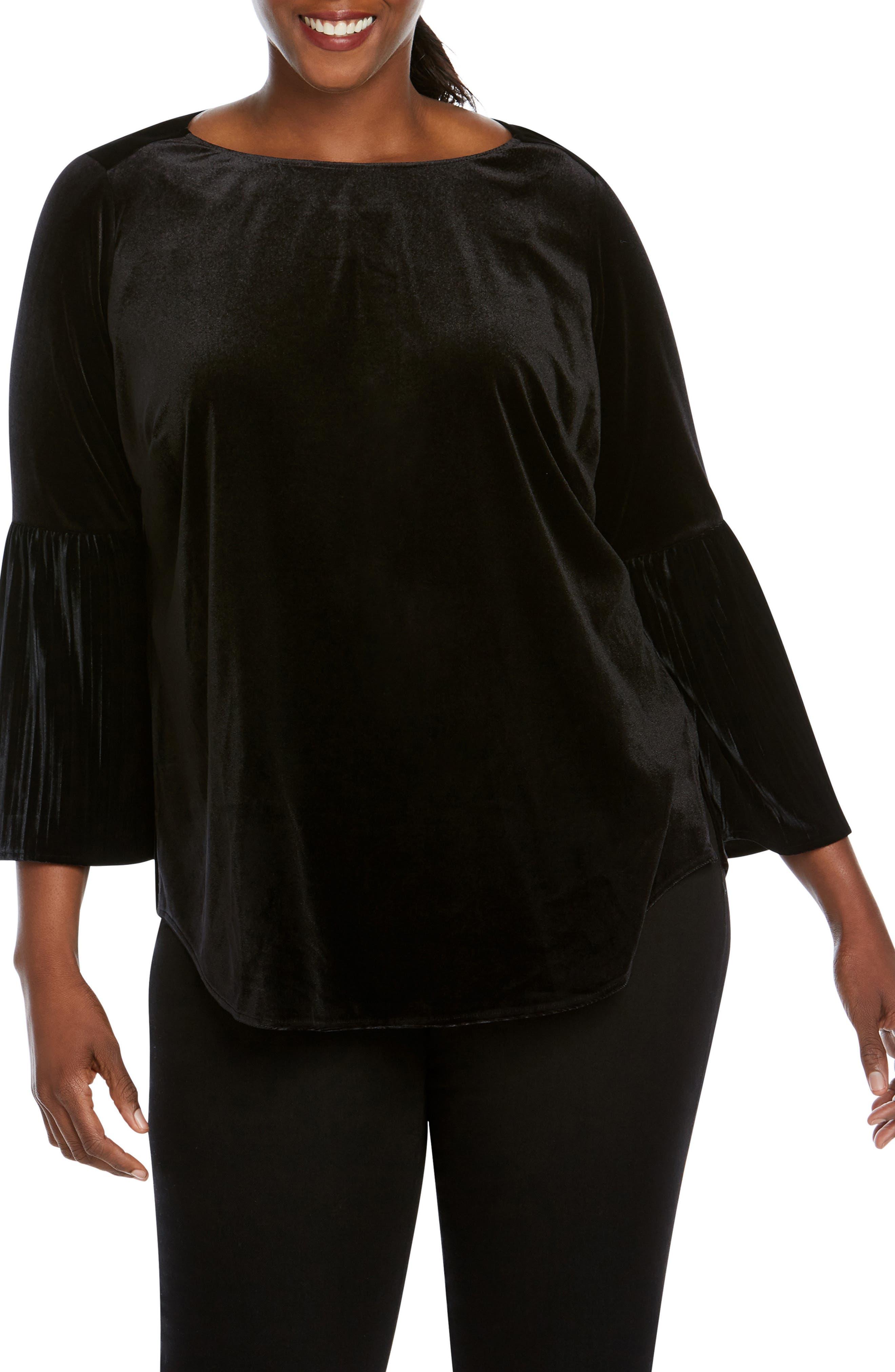 1d4a86865 Women's Velvet Tops | Nordstrom