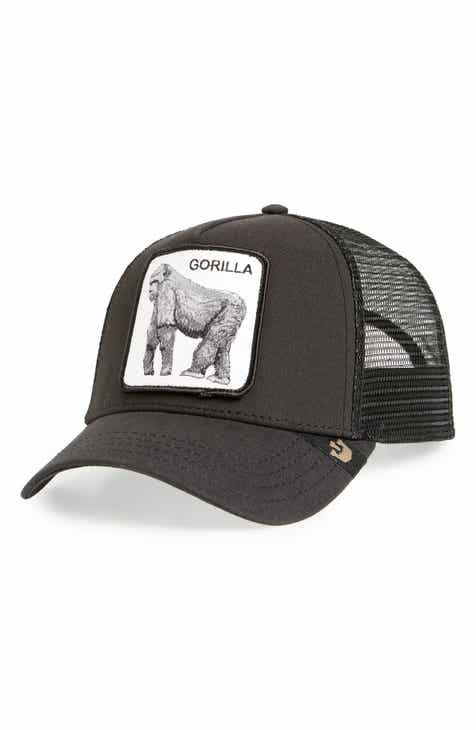 5ca418a885a51c Goorin Bros. King Of The Jungle Trucker Hat