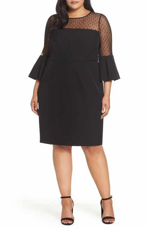 Little Black Dress Plus Size Clothing For Women Nordstrom