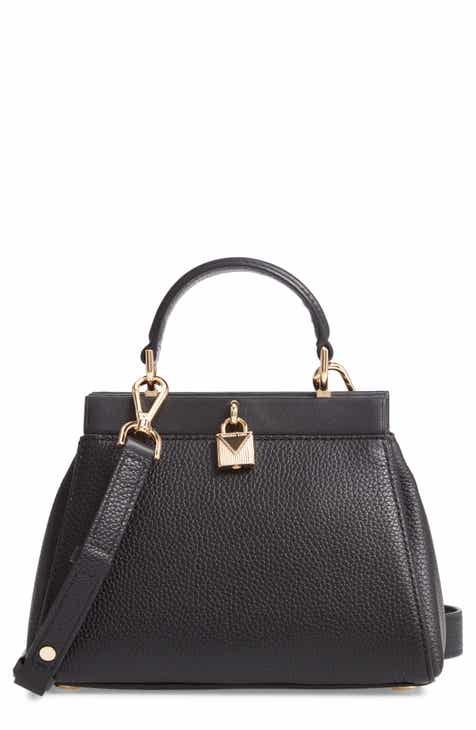 Michael Kors Small Leather Satchel