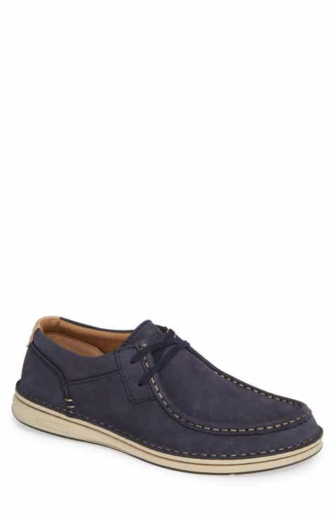 Birkenstock 'Pasadena' Lace-Up Moccasin (Men)