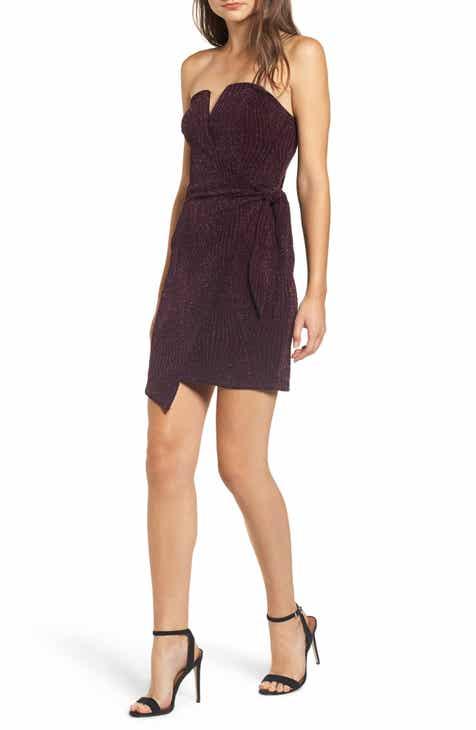 Purple Dresses Nordstrom