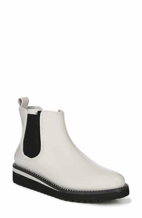 7081f51309eb33 Naturalizer Luna Waterproof Chelsea Boot (Women)