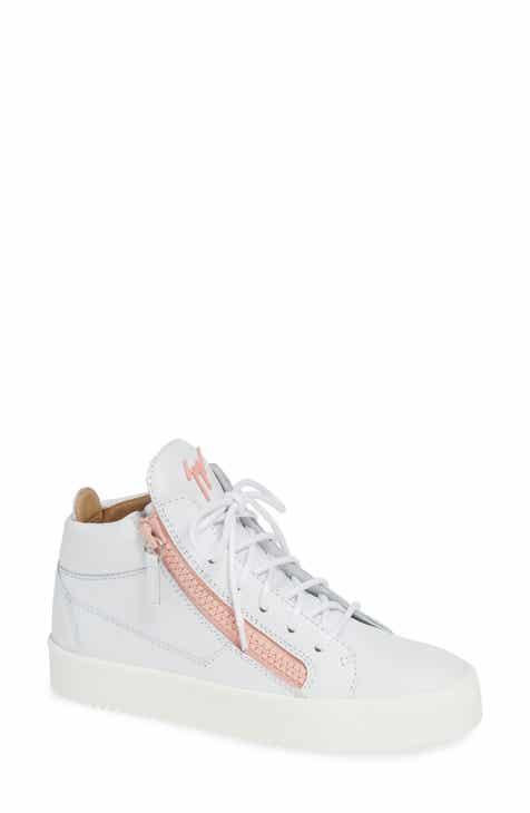 e8a3df12f21 Giuseppe Zanotti May London High Top Sneaker (Women)