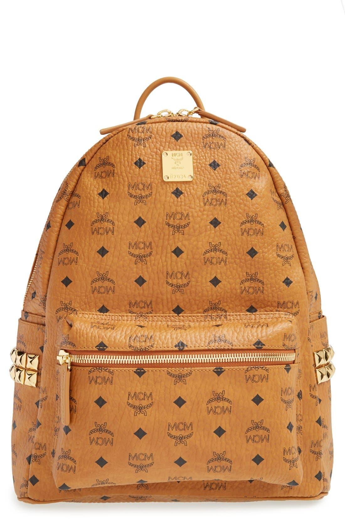 Alternate Image 1 Selected - MCM 'Medium Stark' Side Stud Backpack