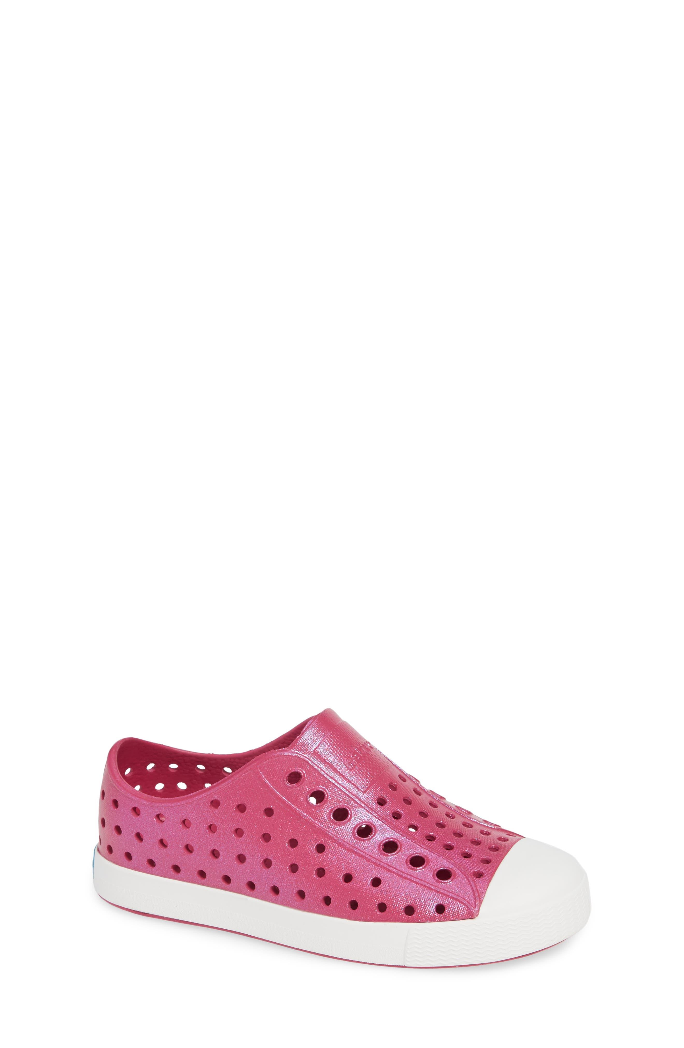 Baby Walker Toddler Native Shoes Nordstrom Mom N Bab Dress White Polkadot Size 3t