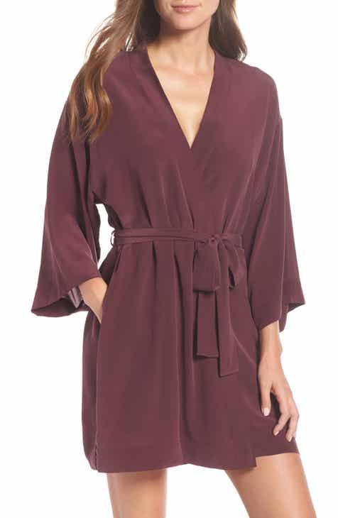 Women\'s Silk Sleepwear, Lounge & Robes | Nordstrom